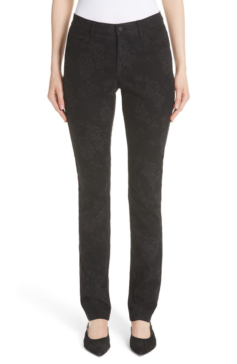 Thompson Floral Print Jeans