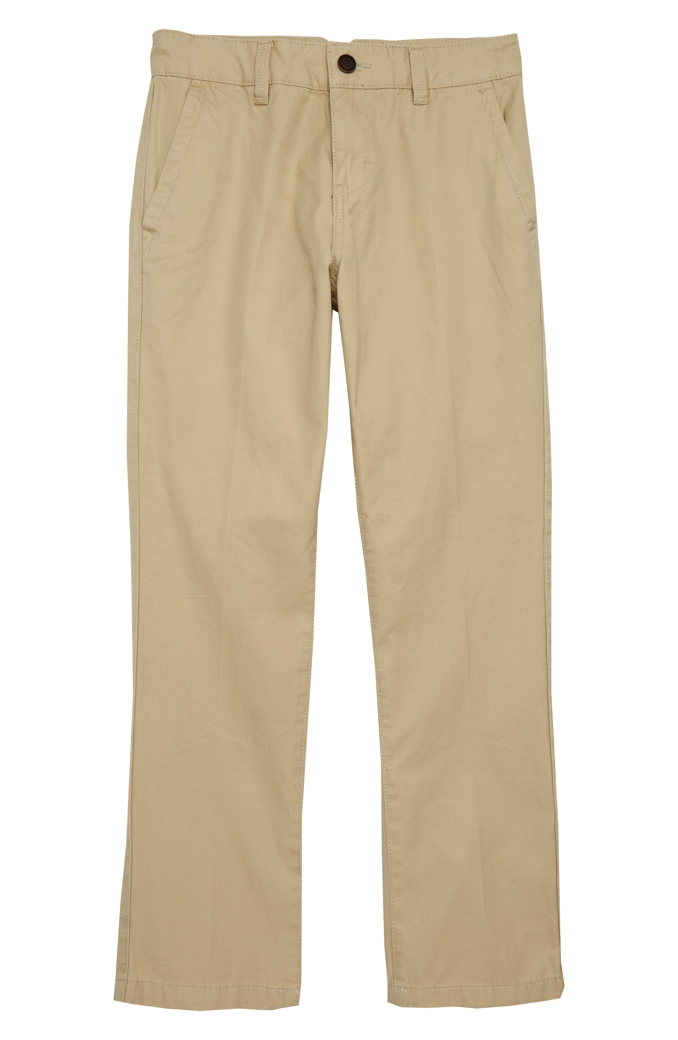 Chino Pants,                         Main,                         color, Tan Stock