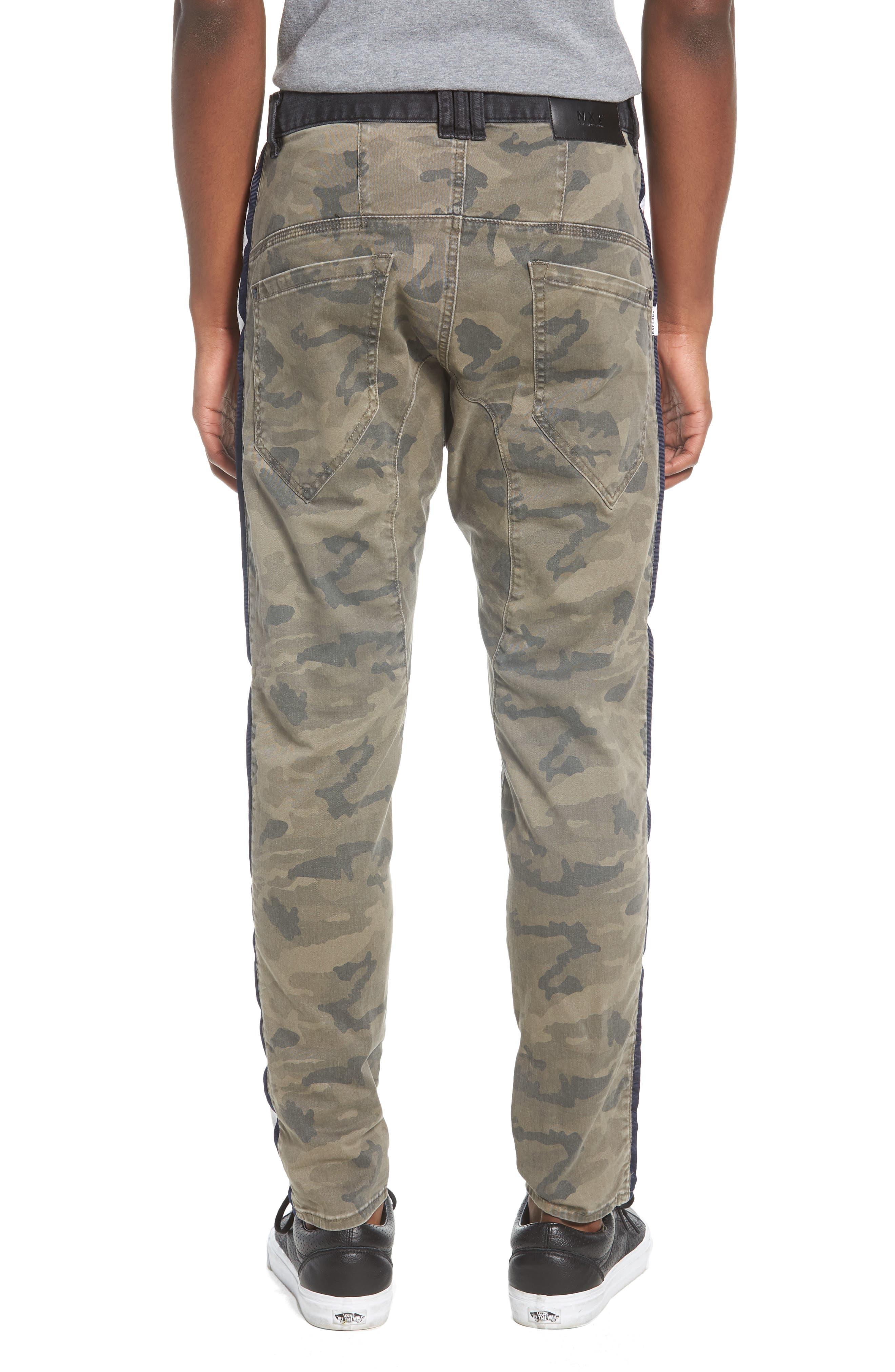 Sergeant Slim Fit Pants,                             Alternate thumbnail 2, color,                             Airwolf Camo