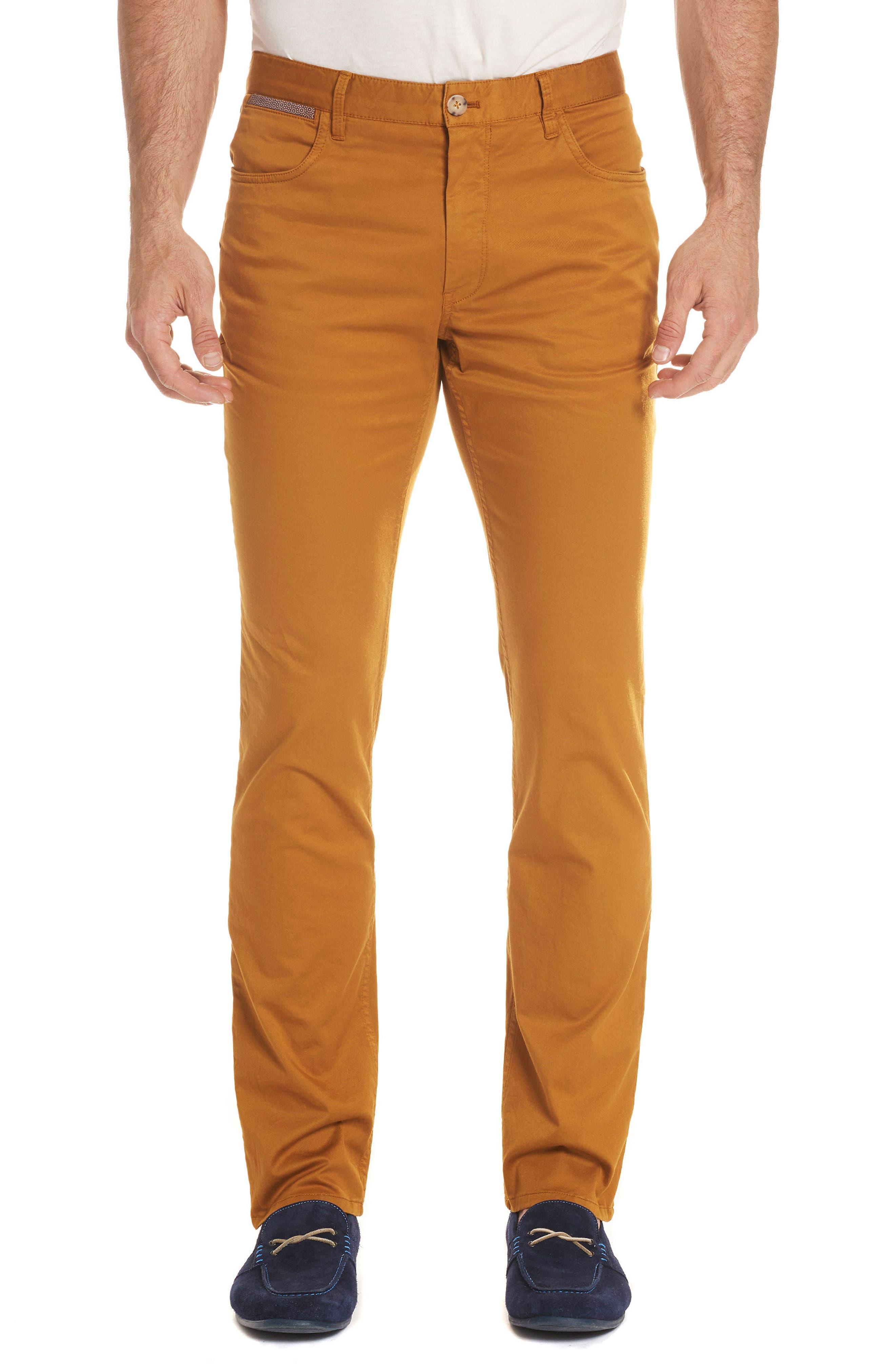 Main Image - Robert Graham Marti Tailored Fit Pants