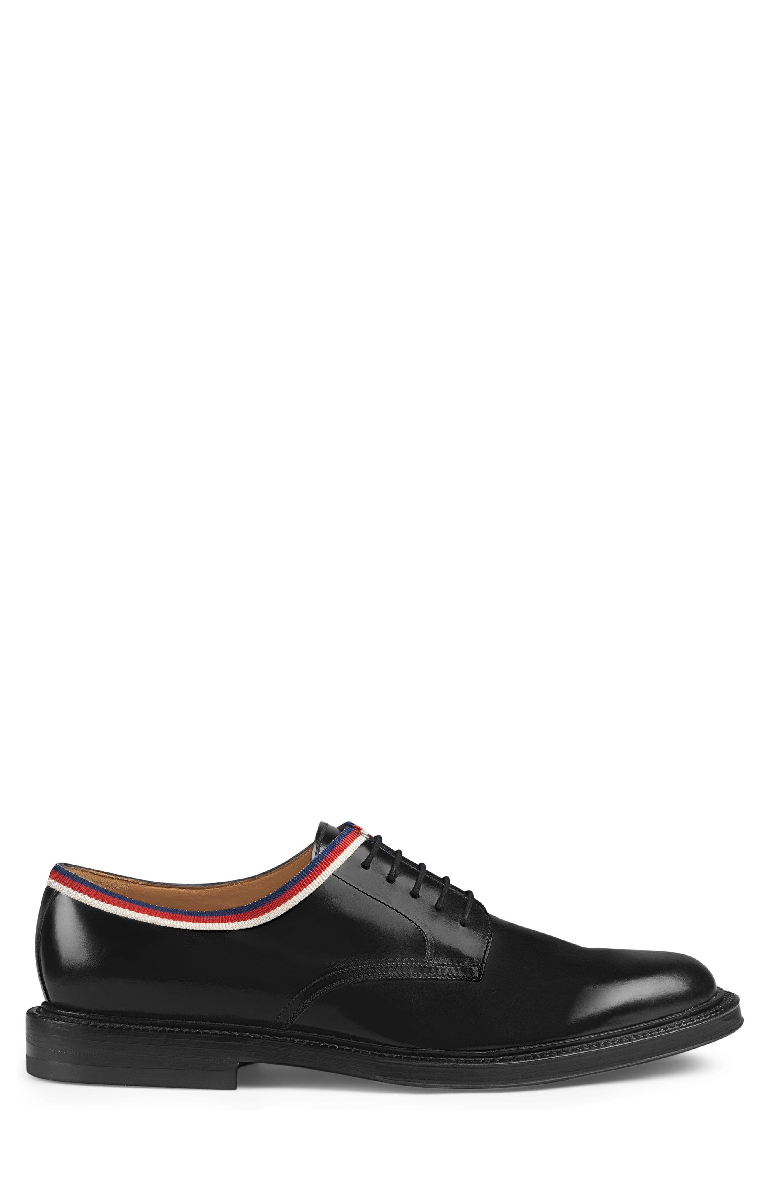Gucci Men's Beyond Brb Band Laced Derby