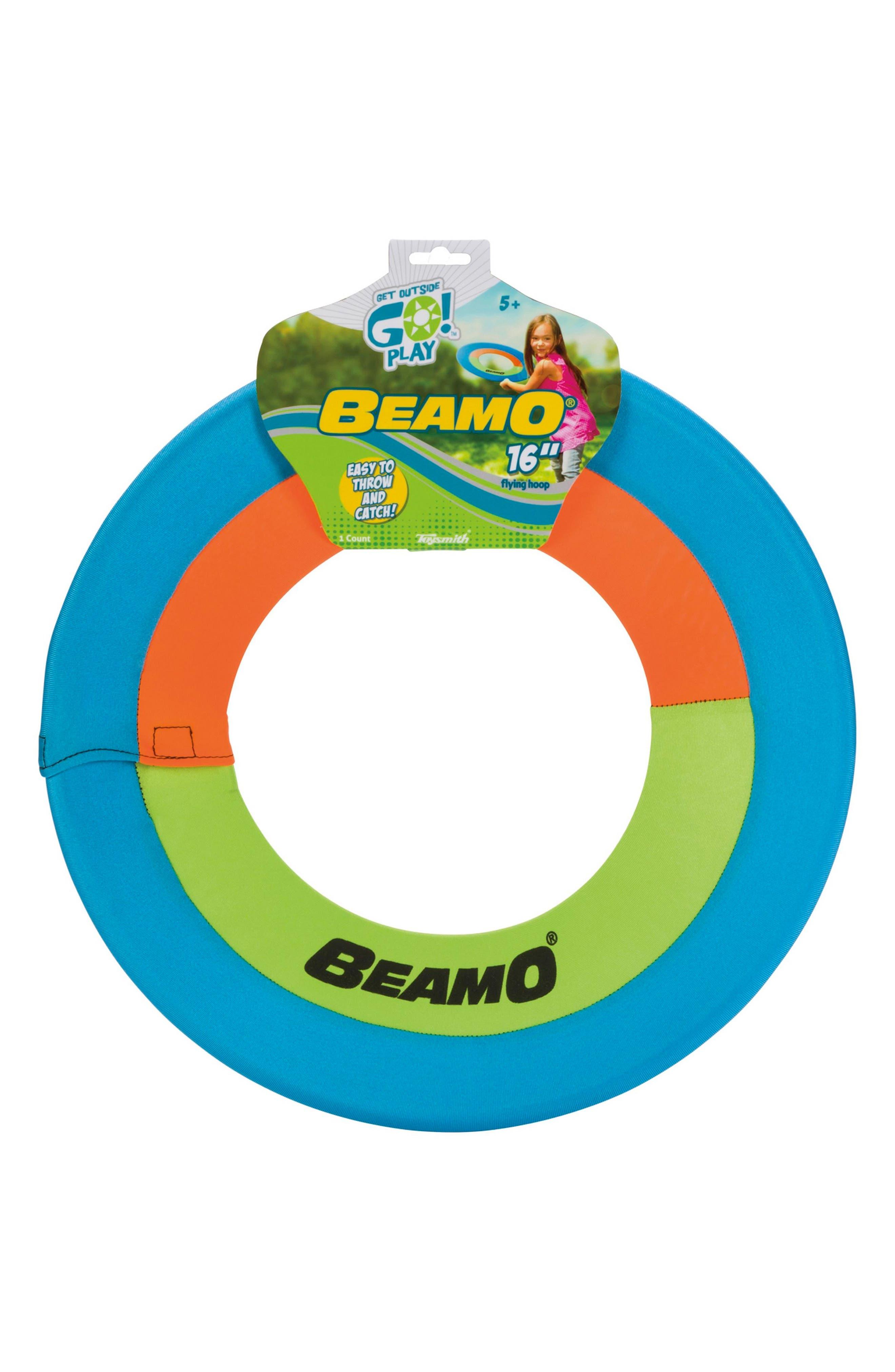Beamo Flying Hoop,                         Main,                         color, Blue