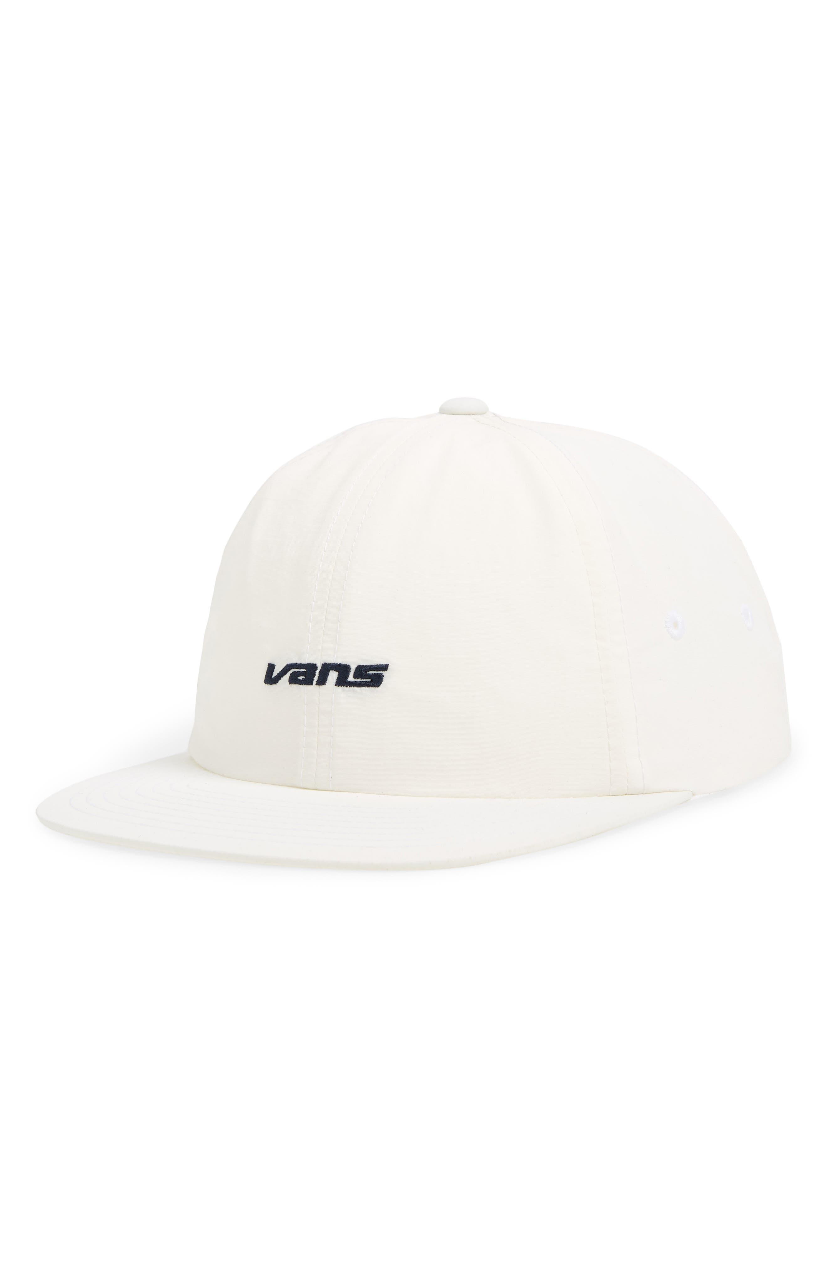 Norvell Jockety Embroidered Baseball Cap,                         Main,                         color, White