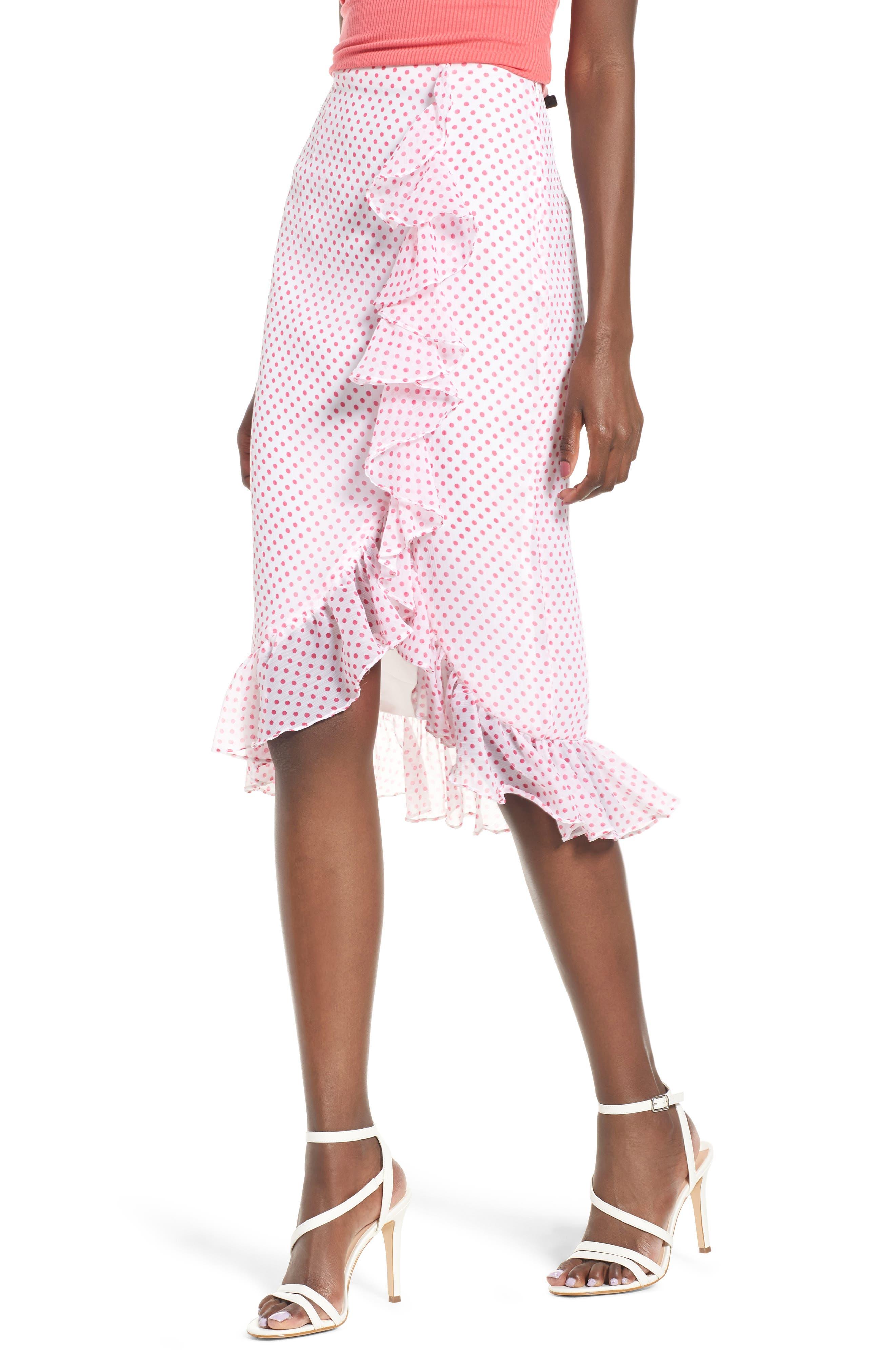 Lovers + Friends Suffolk Skirt