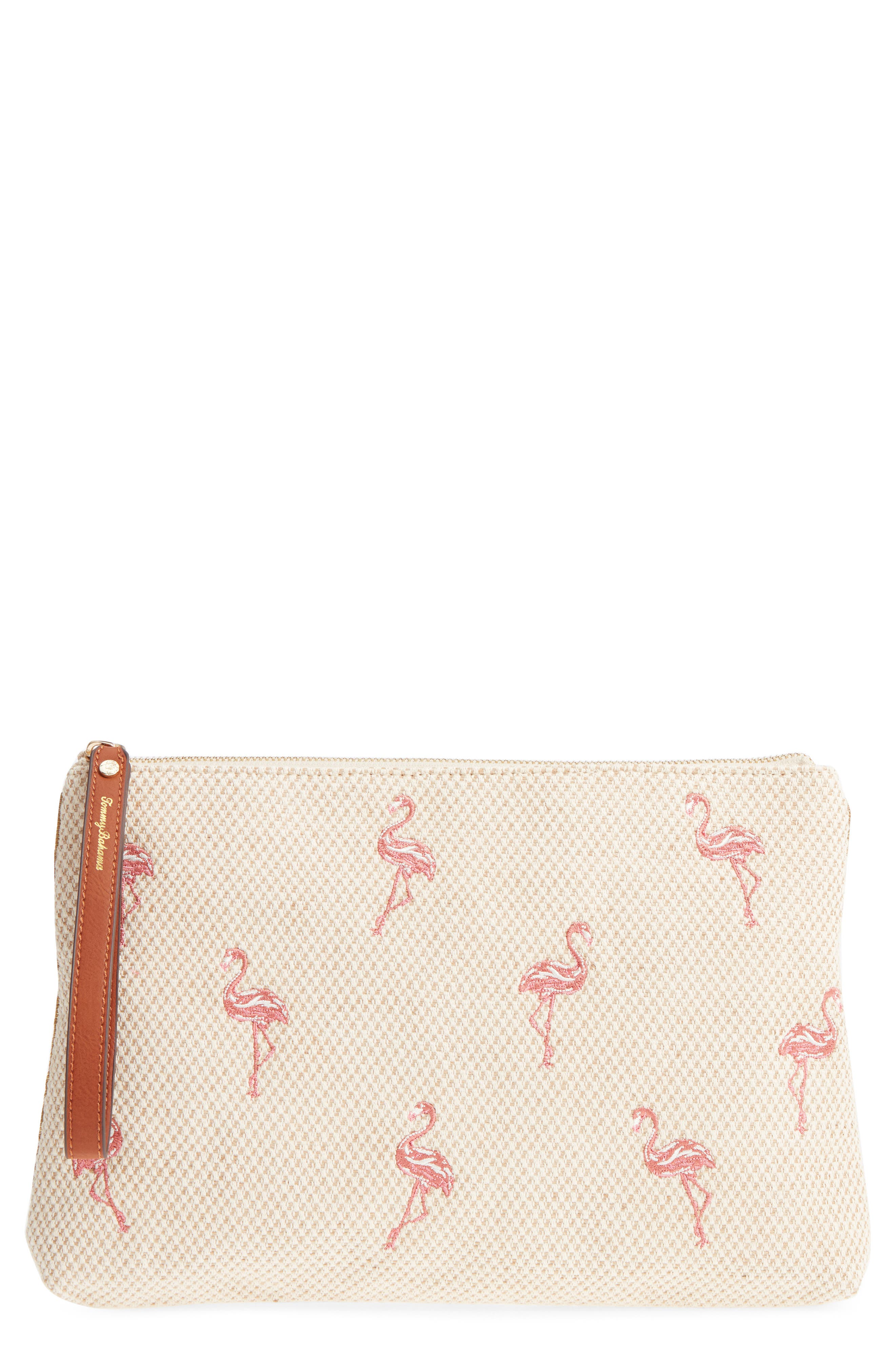 Tommy Bahama Carlin Wristlet Pouch