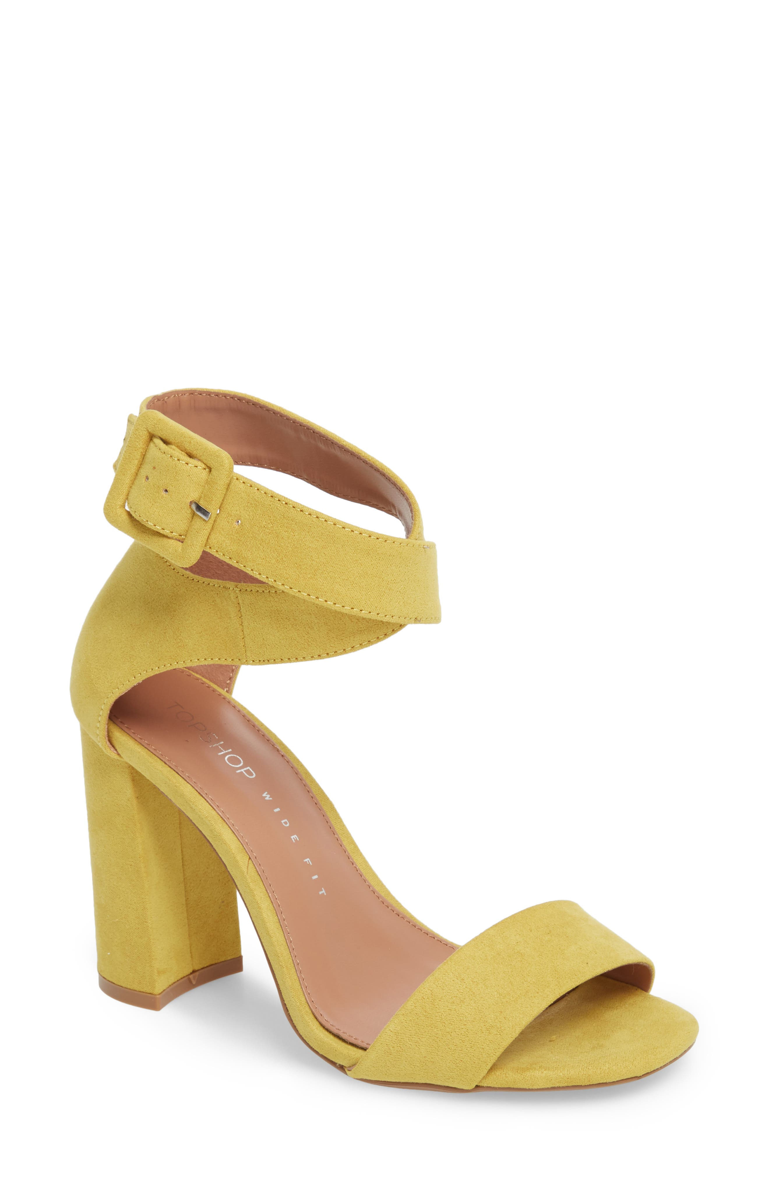 Topshop Sinitta Crossover Lace-Up Sandal (Women)