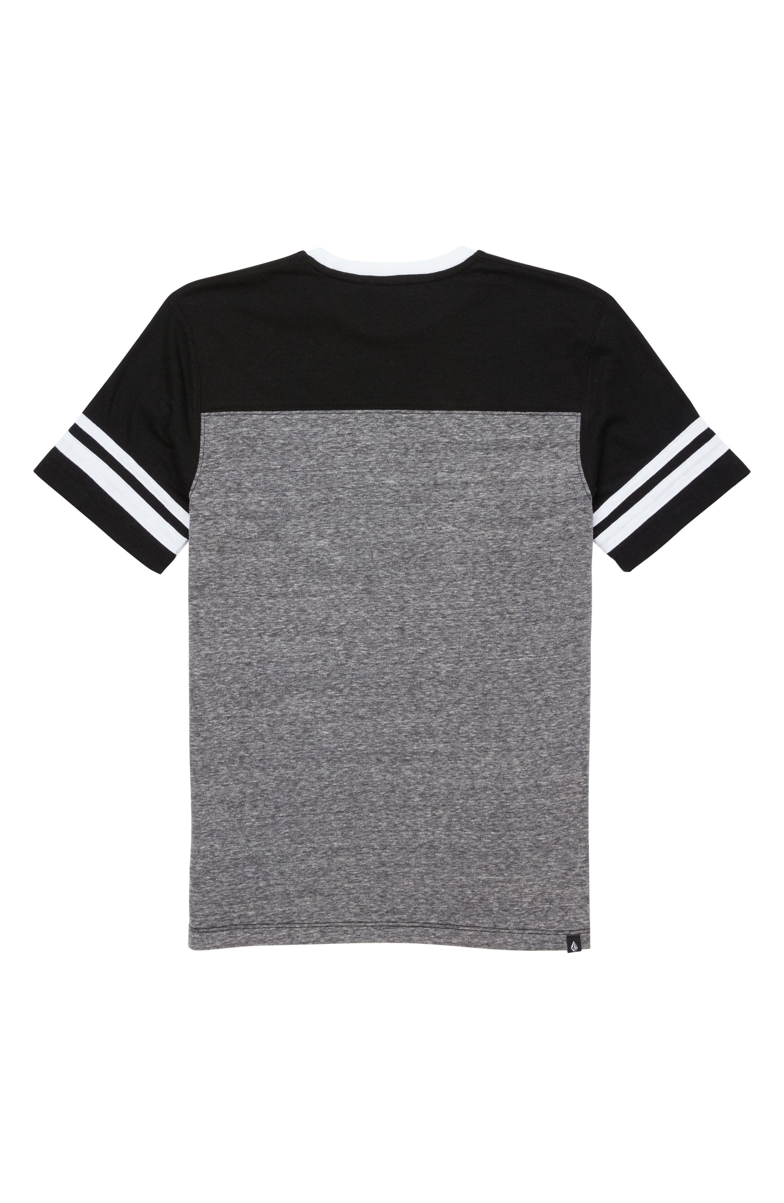 Walden Crewneck Shirt,                             Alternate thumbnail 2, color,                             Black