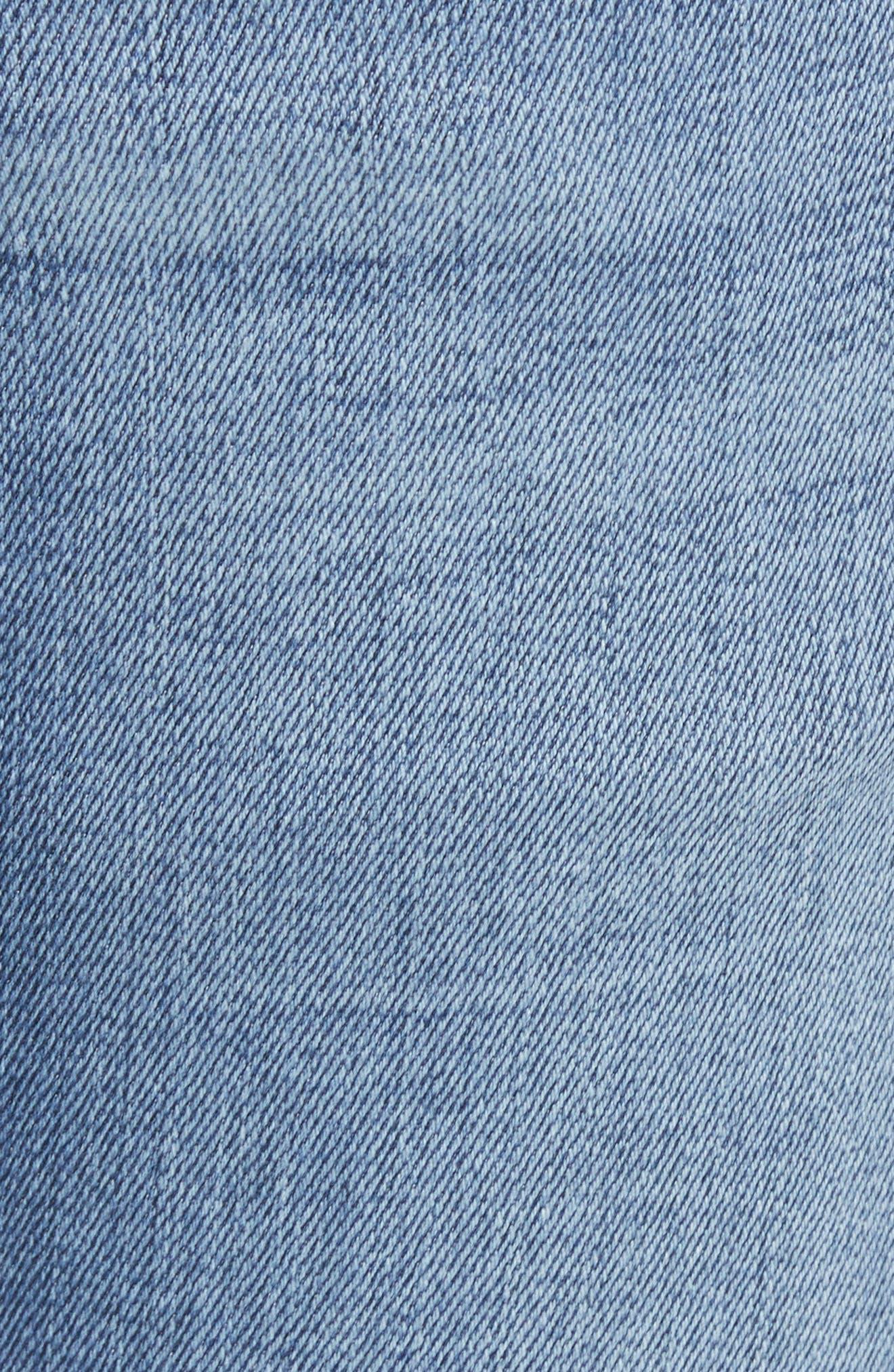 Torino Slim Fit Jeans,                             Alternate thumbnail 5, color,                             Elysium Blue