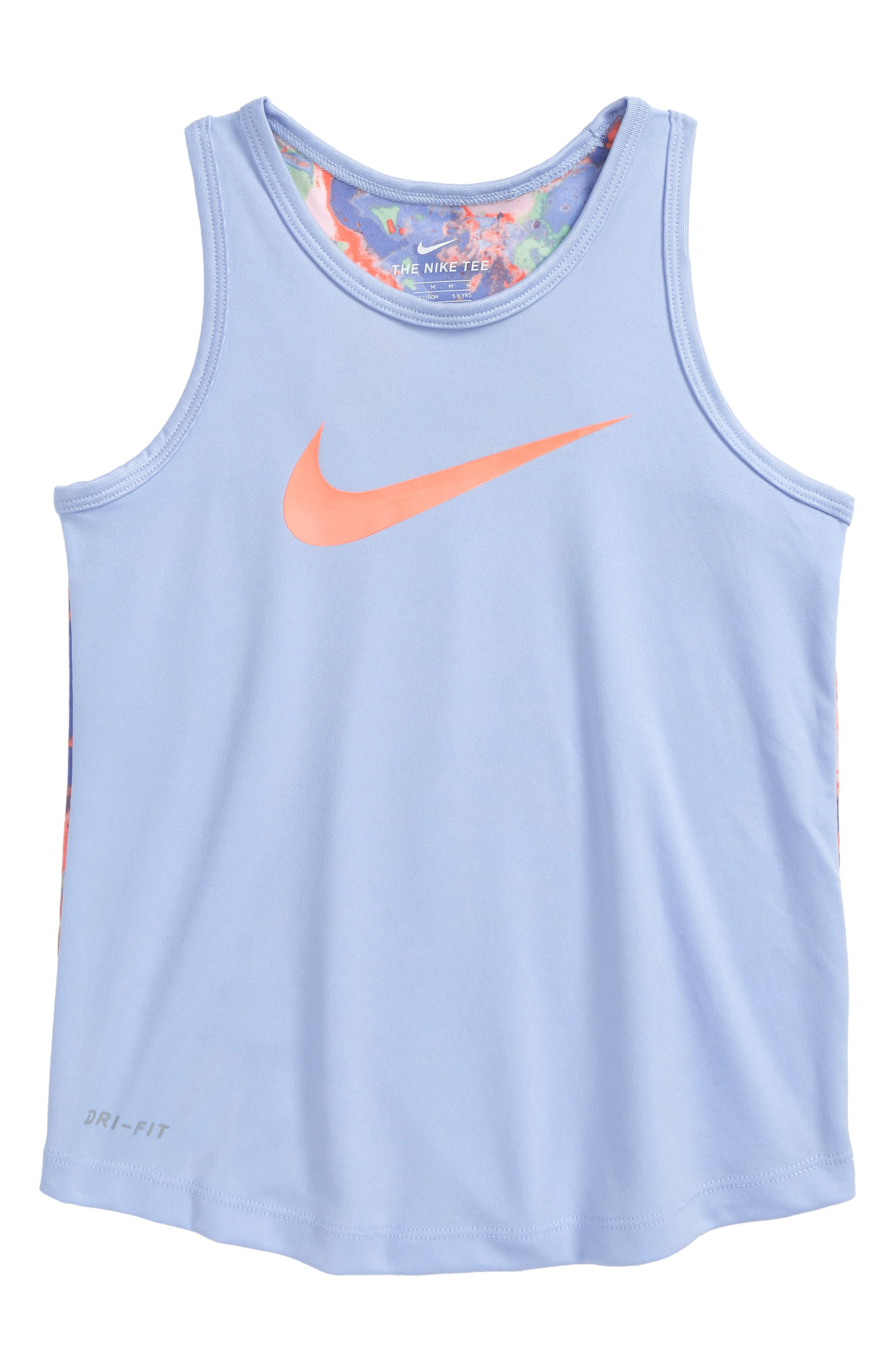 Nike Dry Amoeba Racerback Tank (Toddler Girls & Little Girls)