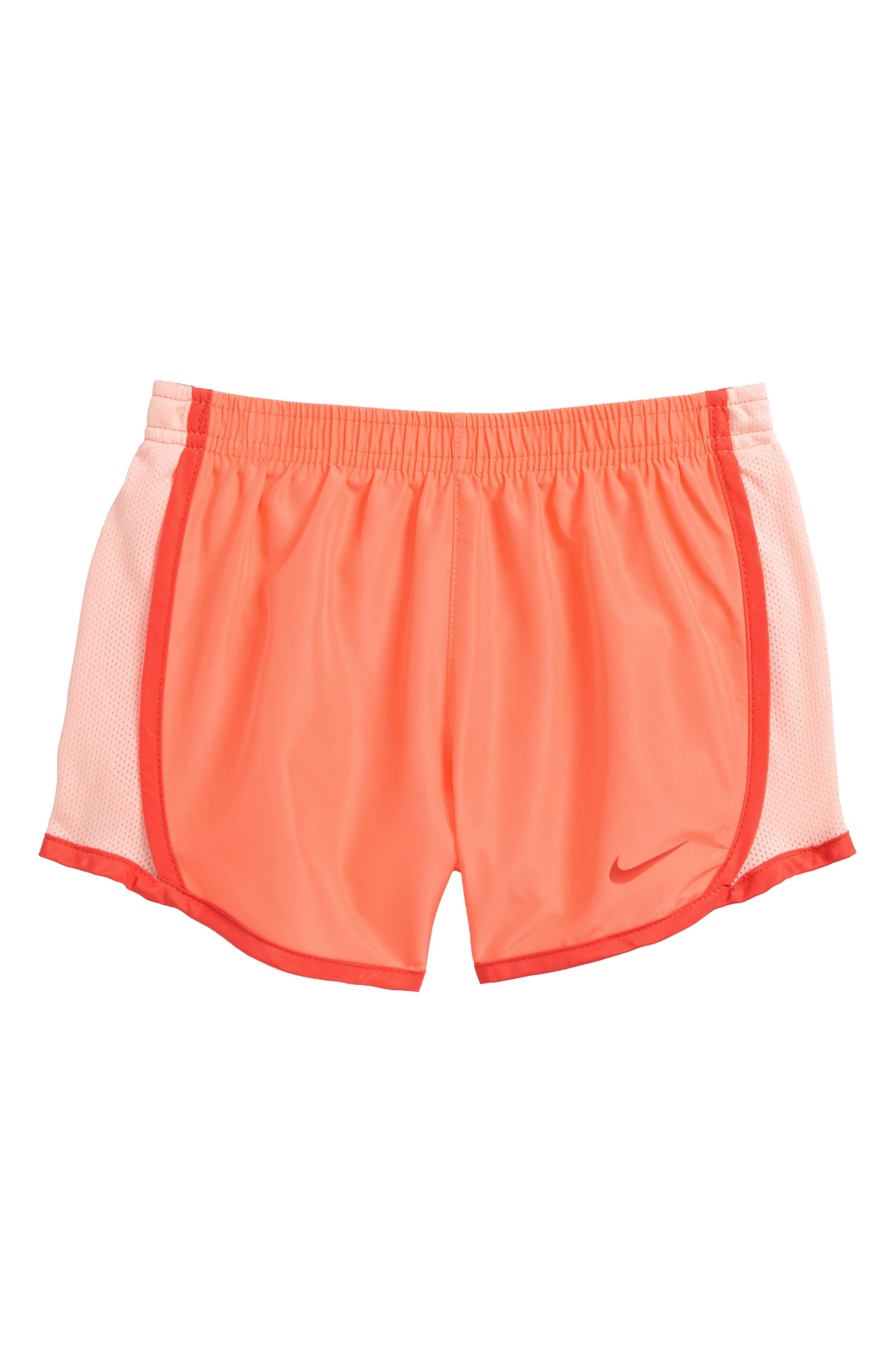 Nike 'Tempo' Dri-FIT Athletic Shorts (Little Girls)