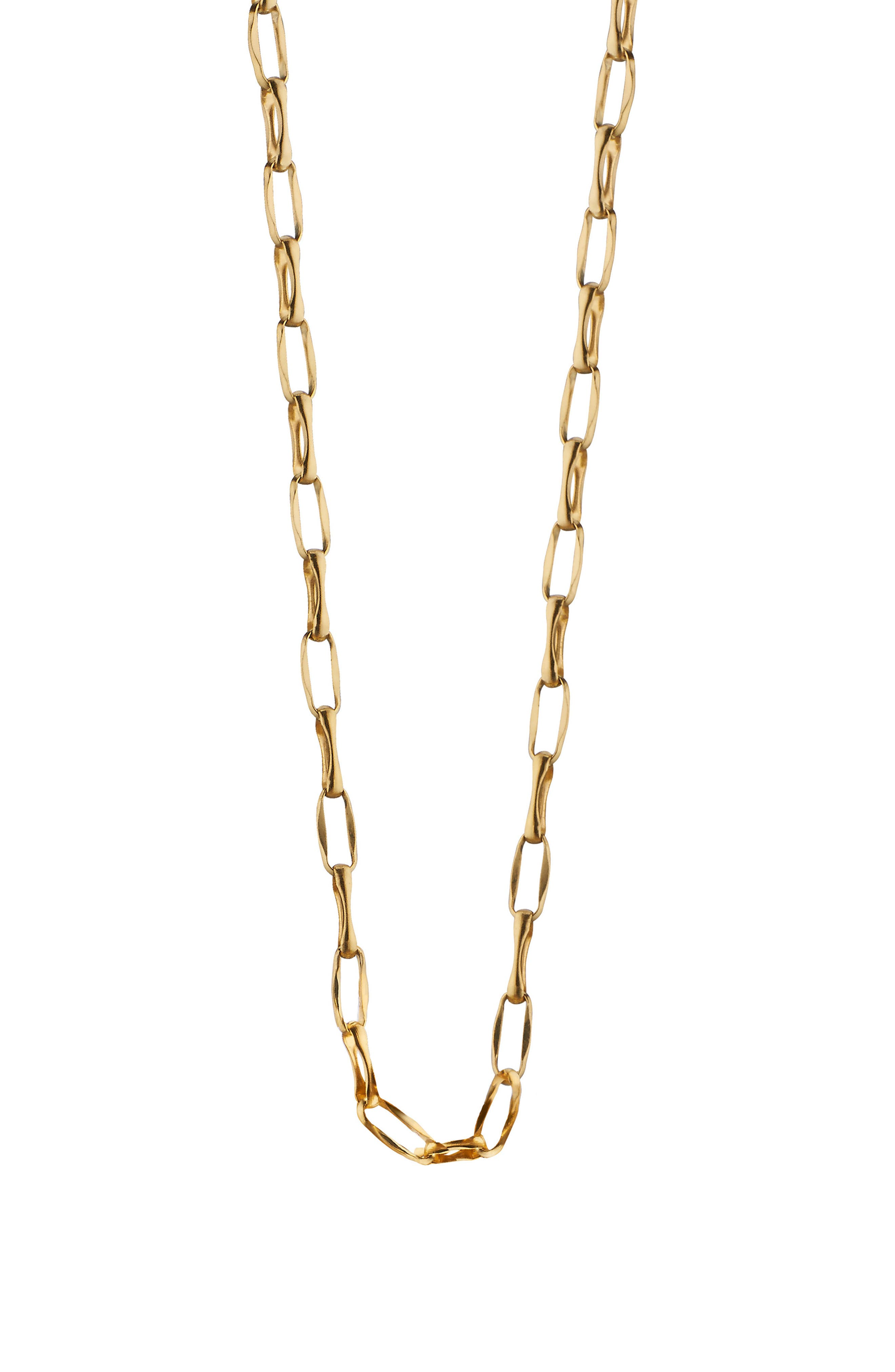 Belcher 18K Gold Chain,                             Main thumbnail 1, color,                             18K Yellow Gold