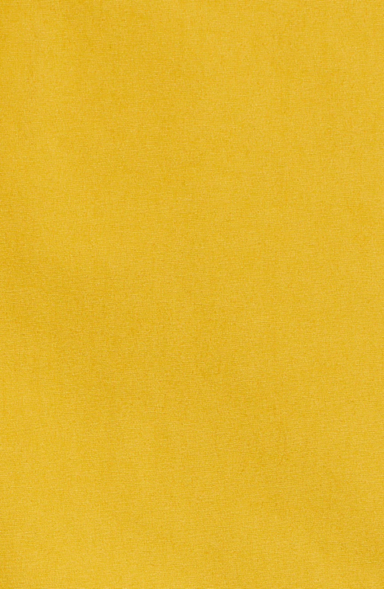 Port Townsend Rain Jacket,                             Alternate thumbnail 6, color,                             Golden Rod
