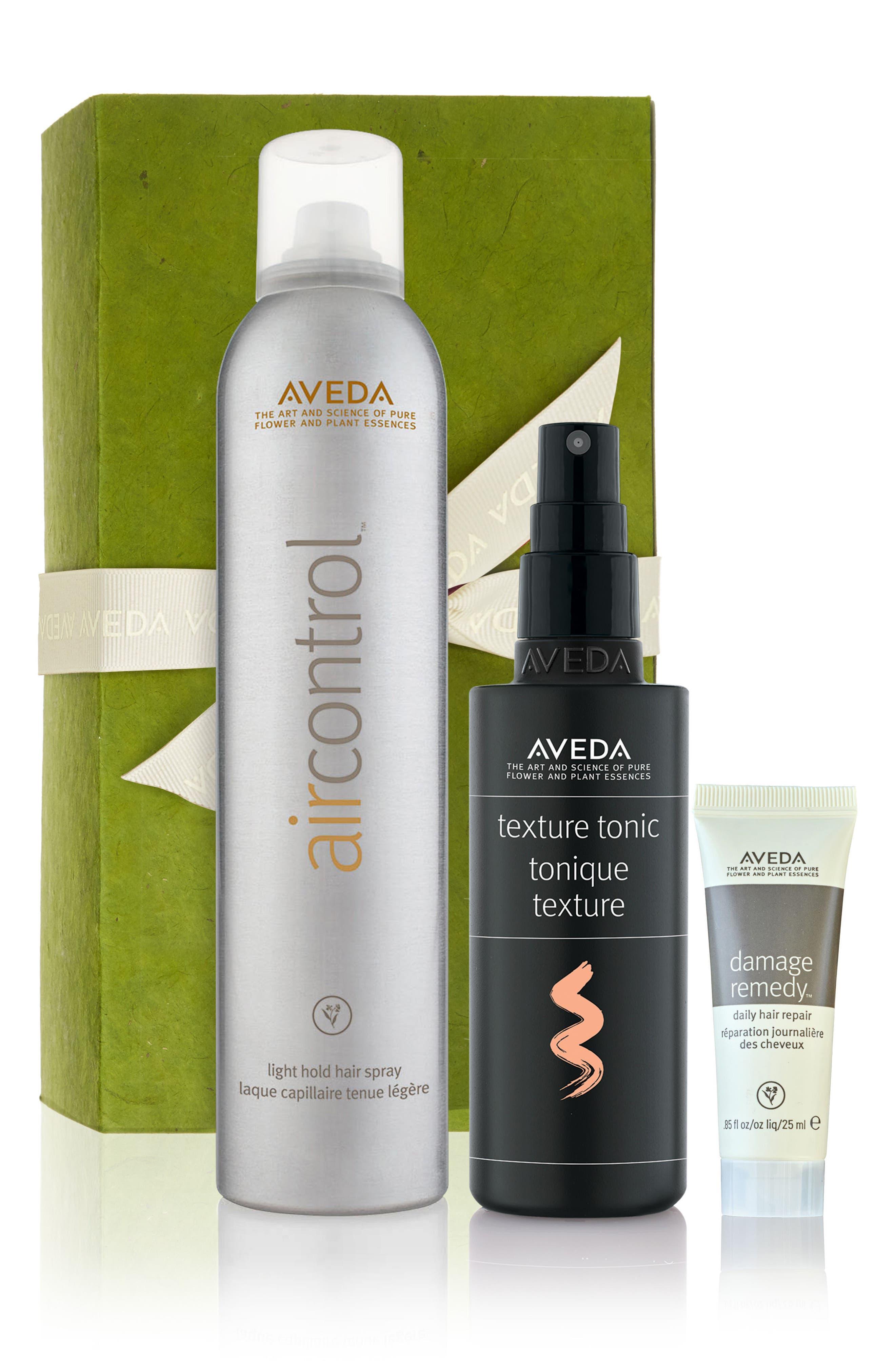 Aveda Hair Spray Hair Oil Hair Mousse Nordstrom