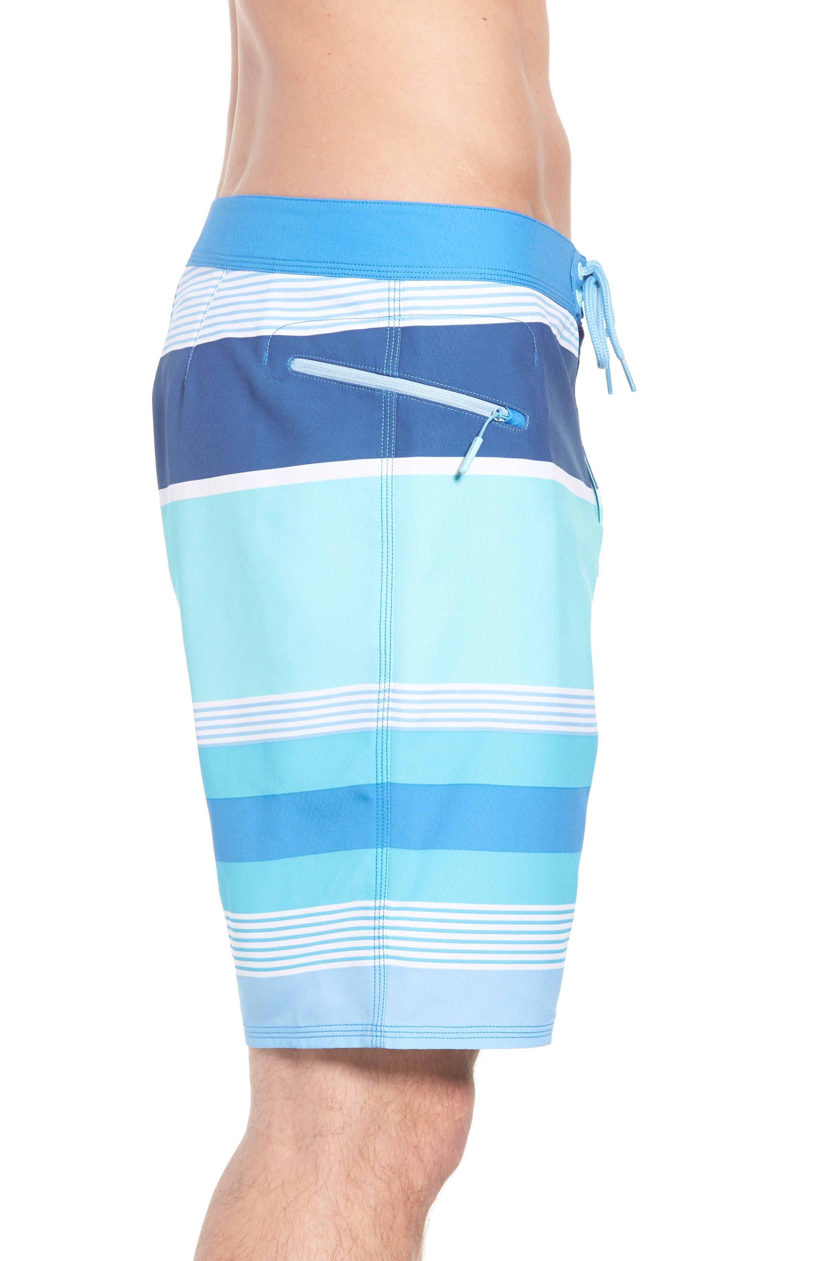 Peaks Island Board Shorts,                             Alternate thumbnail 3, color,                             Poolside