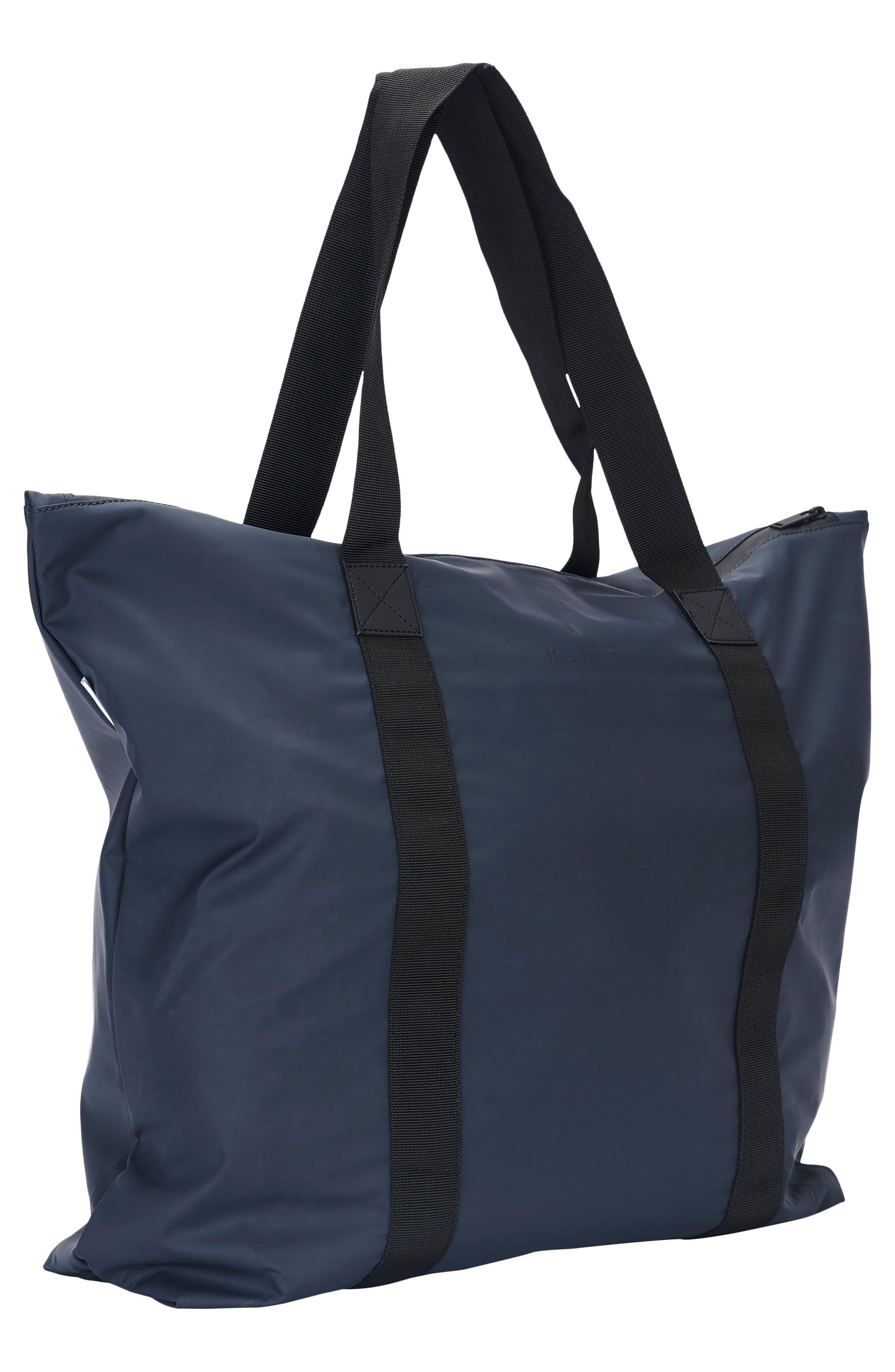 Waterproof Tote Bag,                             Alternate thumbnail 2, color,                             Blue
