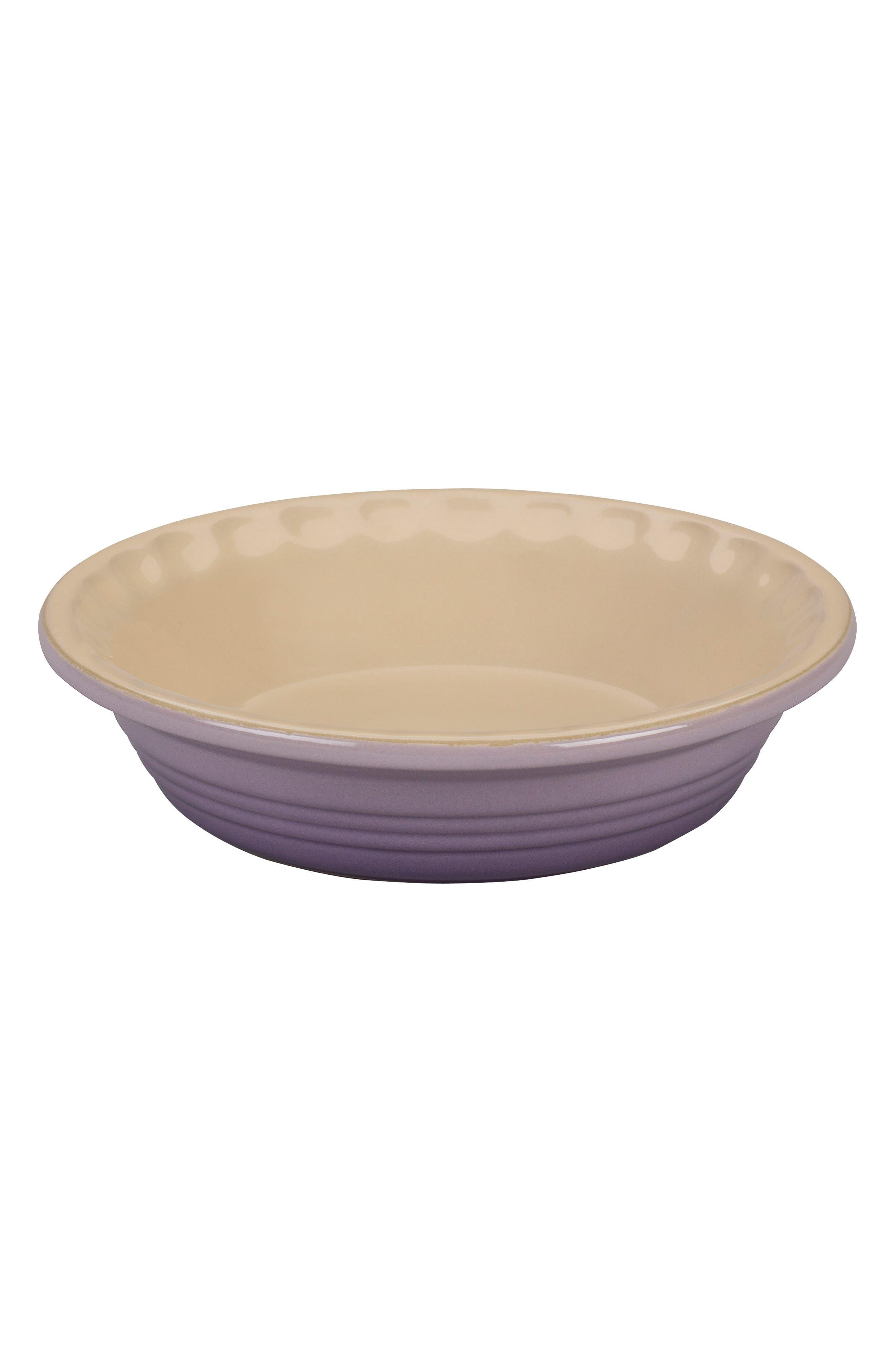 Le Creuset Heritage Enameled Stoneware Petite Pie Dish
