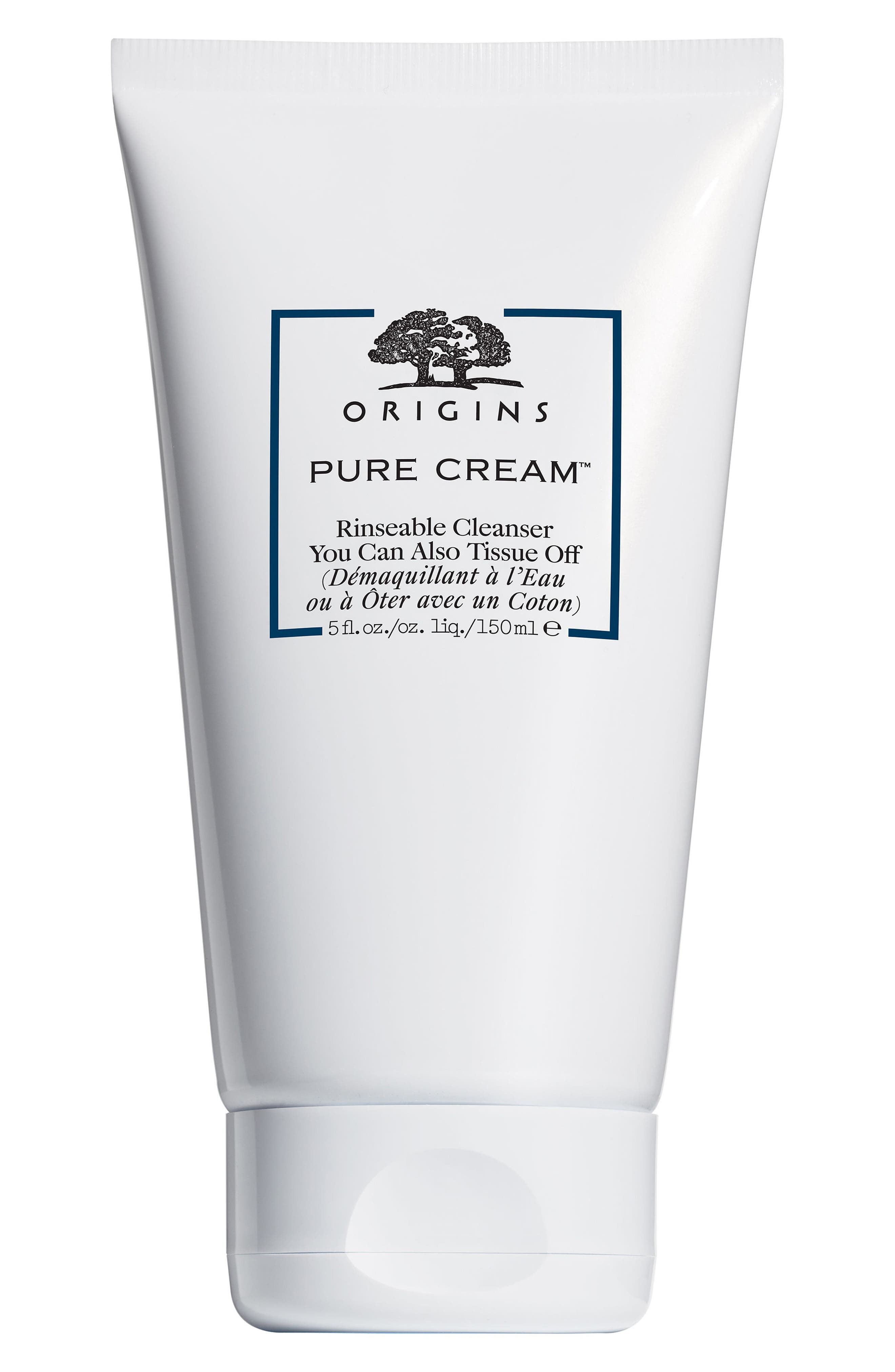 Pure Cream<sup>™</sup> Rinsable Cleanser,                         Main,                         color, No Color