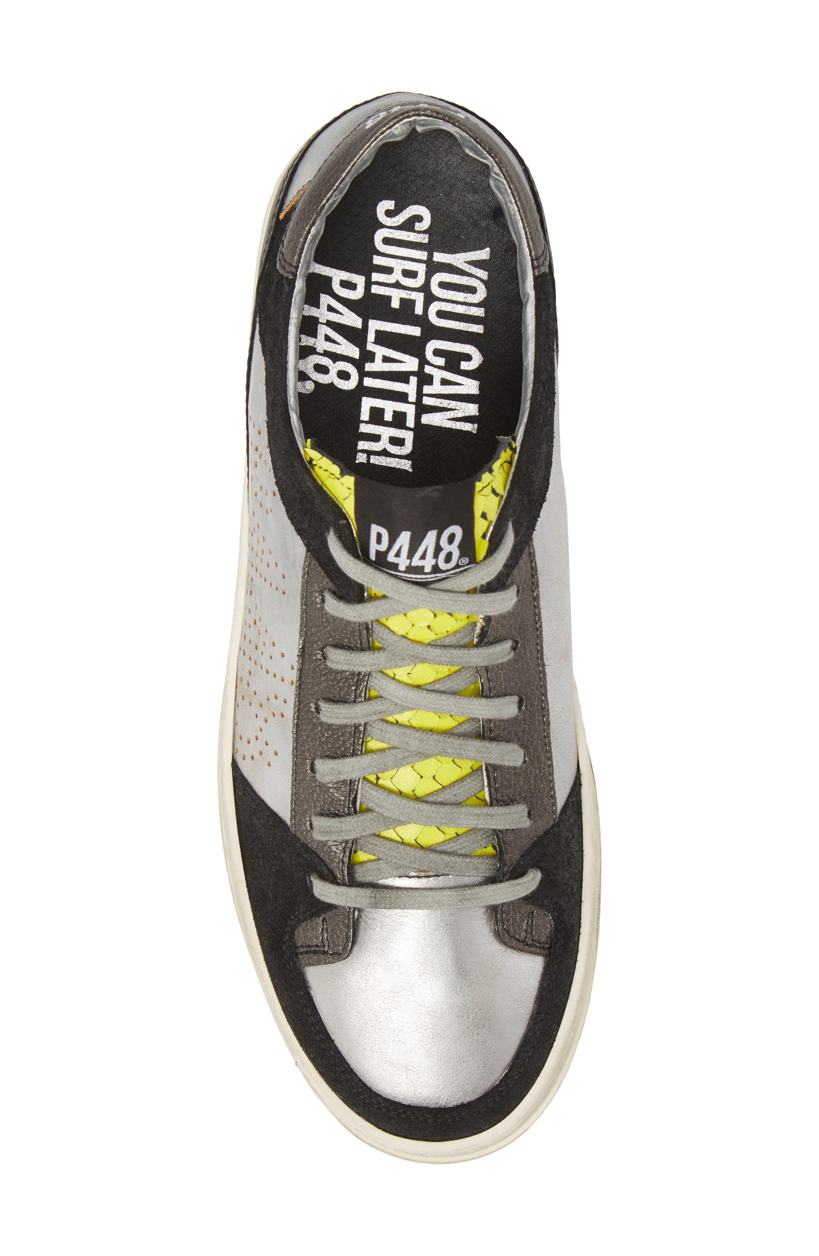 Alternate Image 5  - P448 Queens Mesh Low Top Sneaker (Men)
