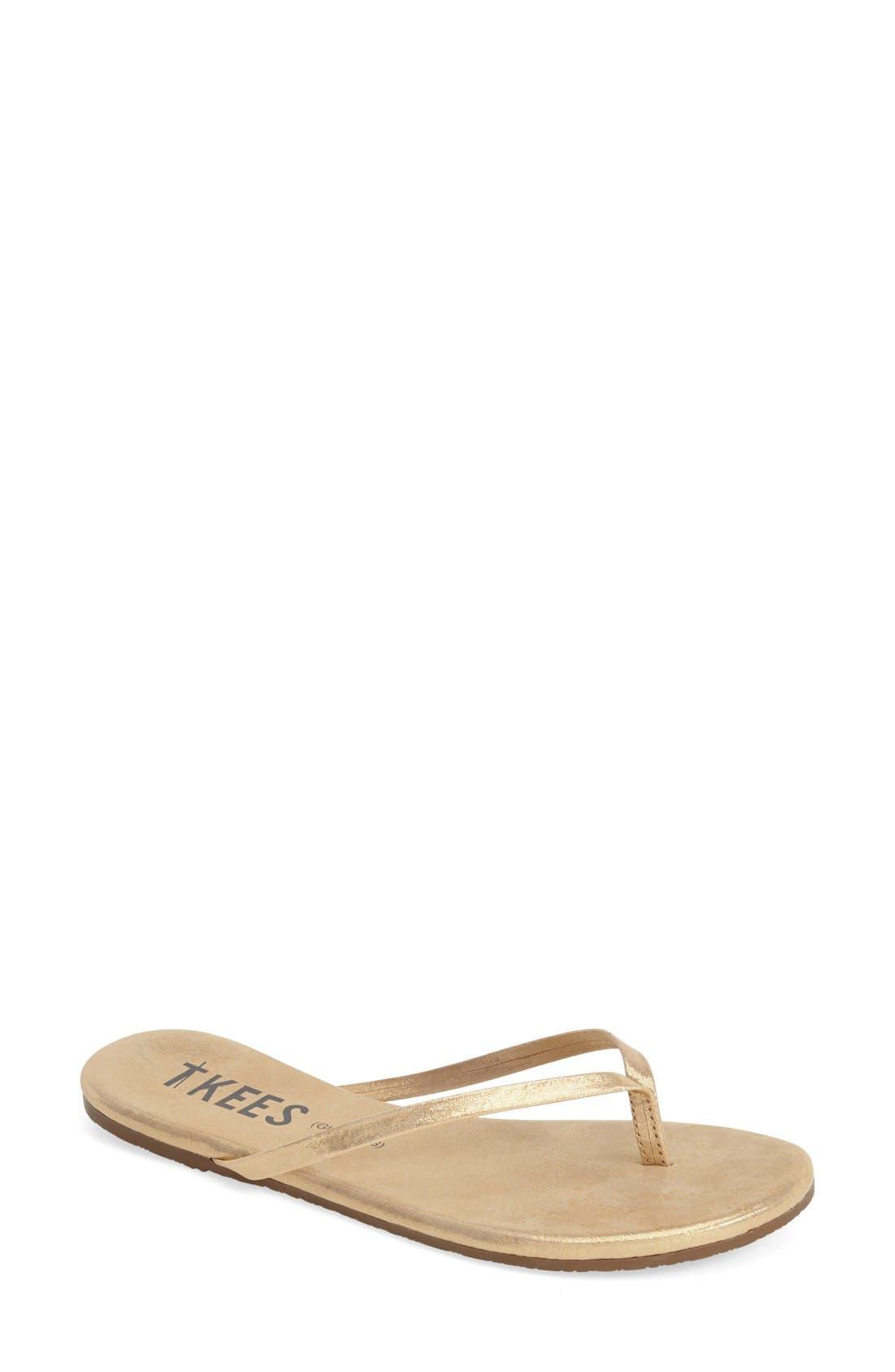 TKEES 'Glitters' Flip Flop (Women)
