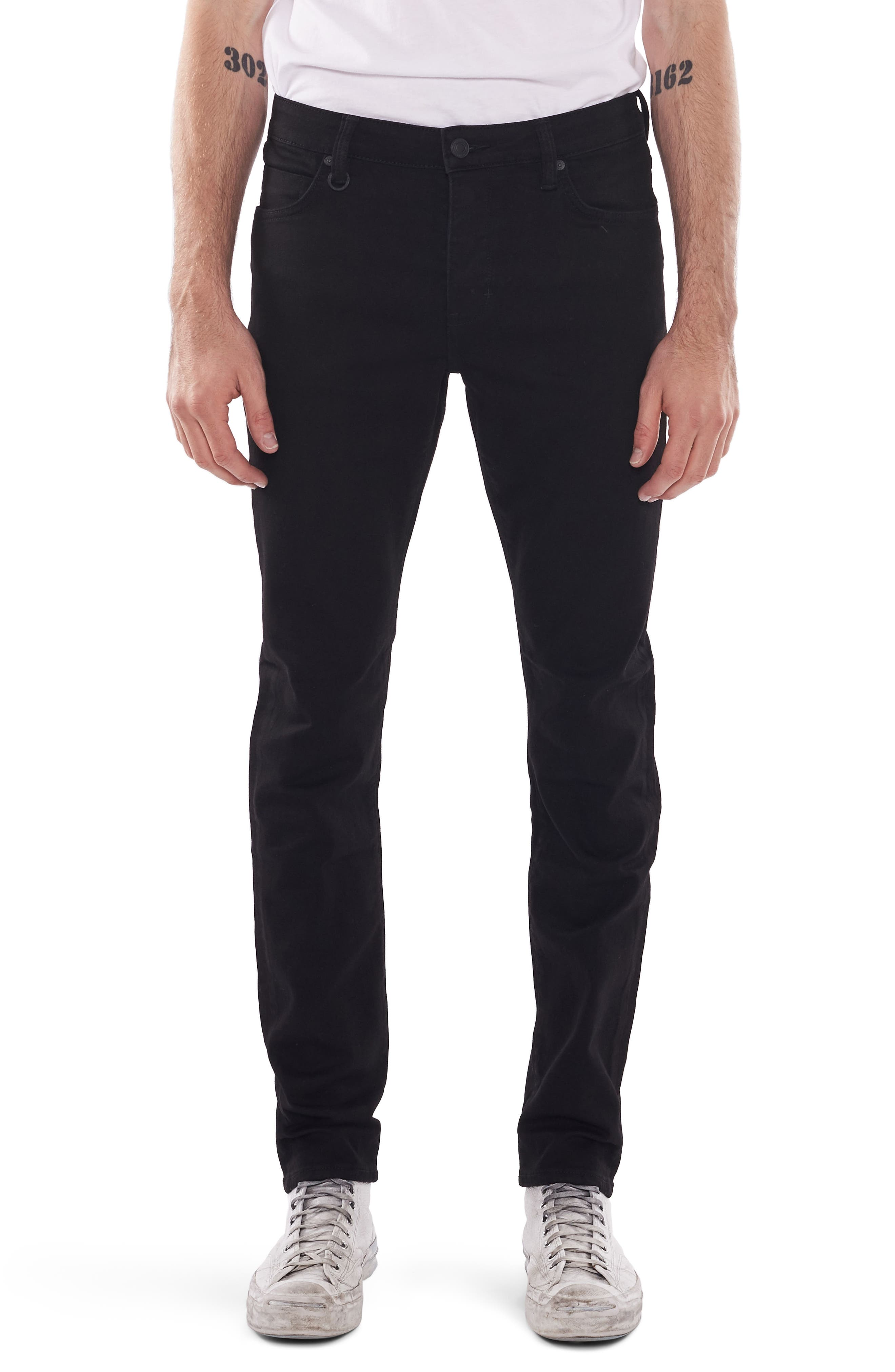 Iggy Skinny Fit Jeans,                             Main thumbnail 1, color,                             Perfecto