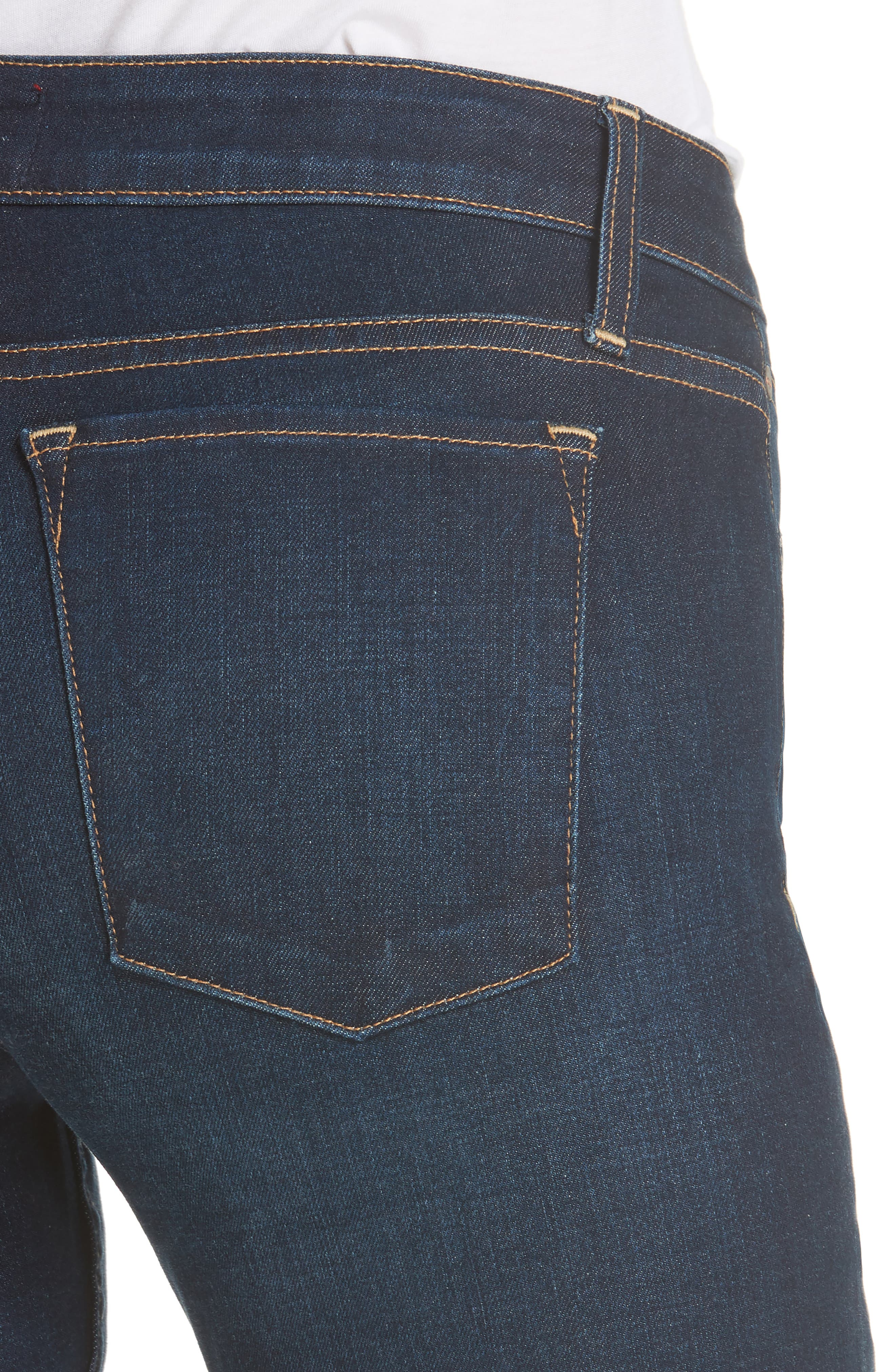 Beautiful Bell Bottom Jeans,                             Alternate thumbnail 4, color,                             Trust Me