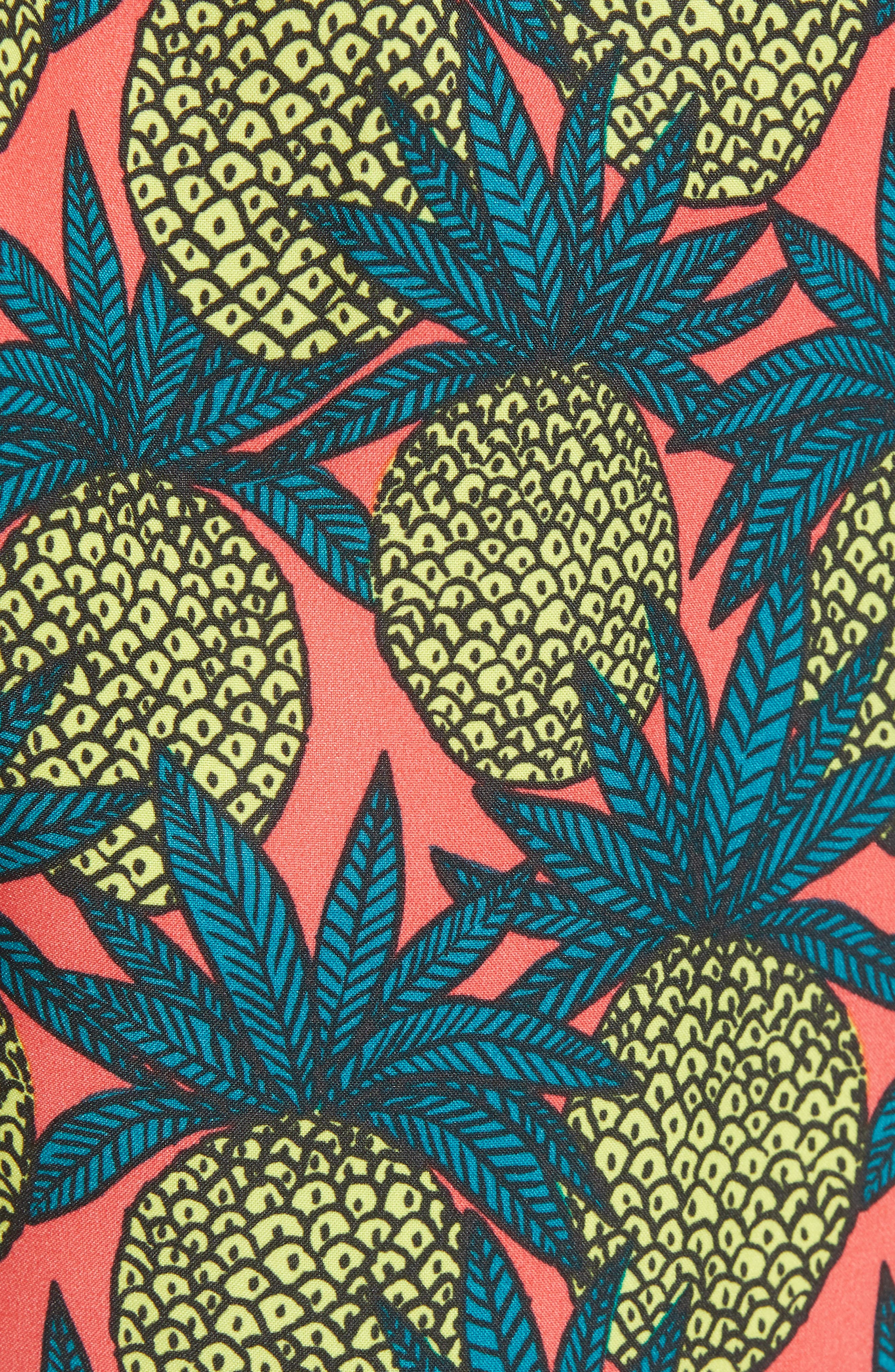 Banzai 7-Inch Swim Trunks,                             Alternate thumbnail 5, color,                             Pineapple Fields