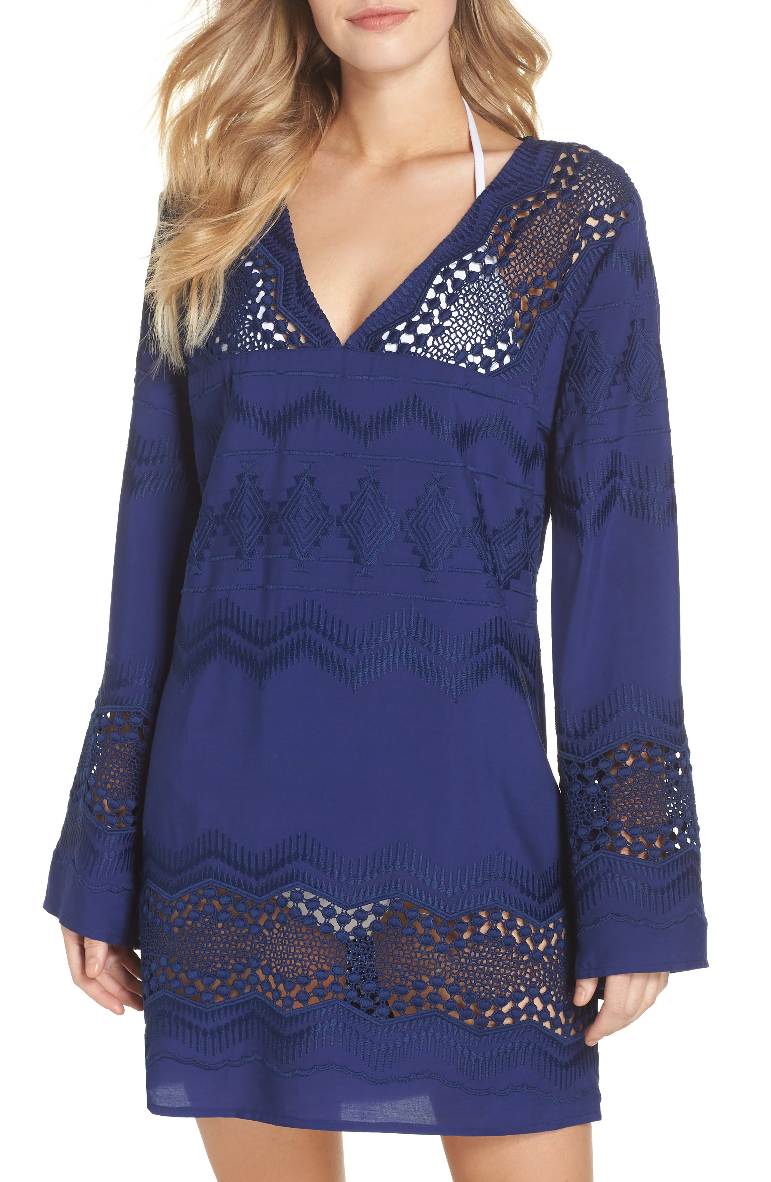 COVER-UP TUNIC