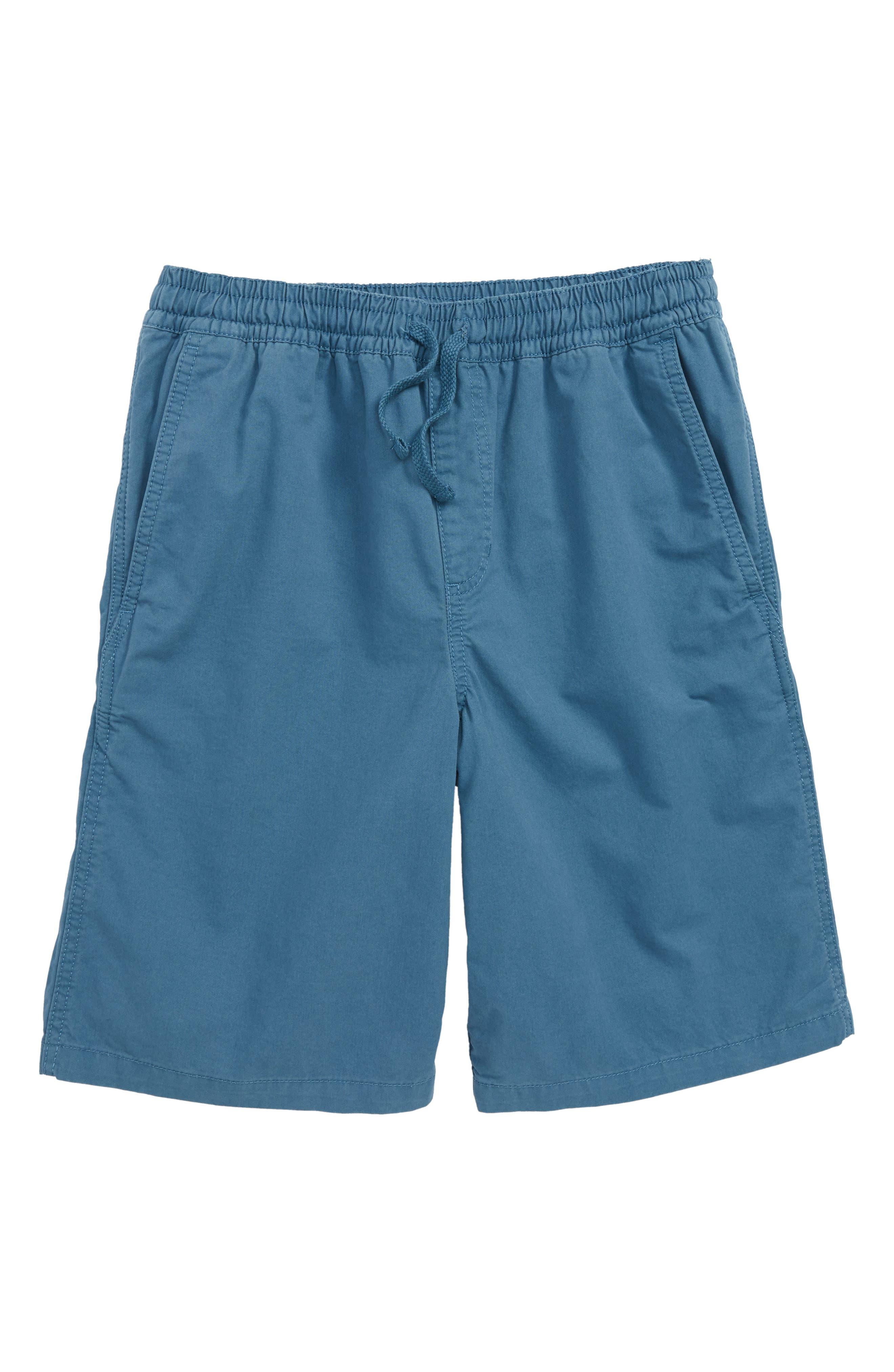 Range Shorts,                         Main,                         color, Real Teal