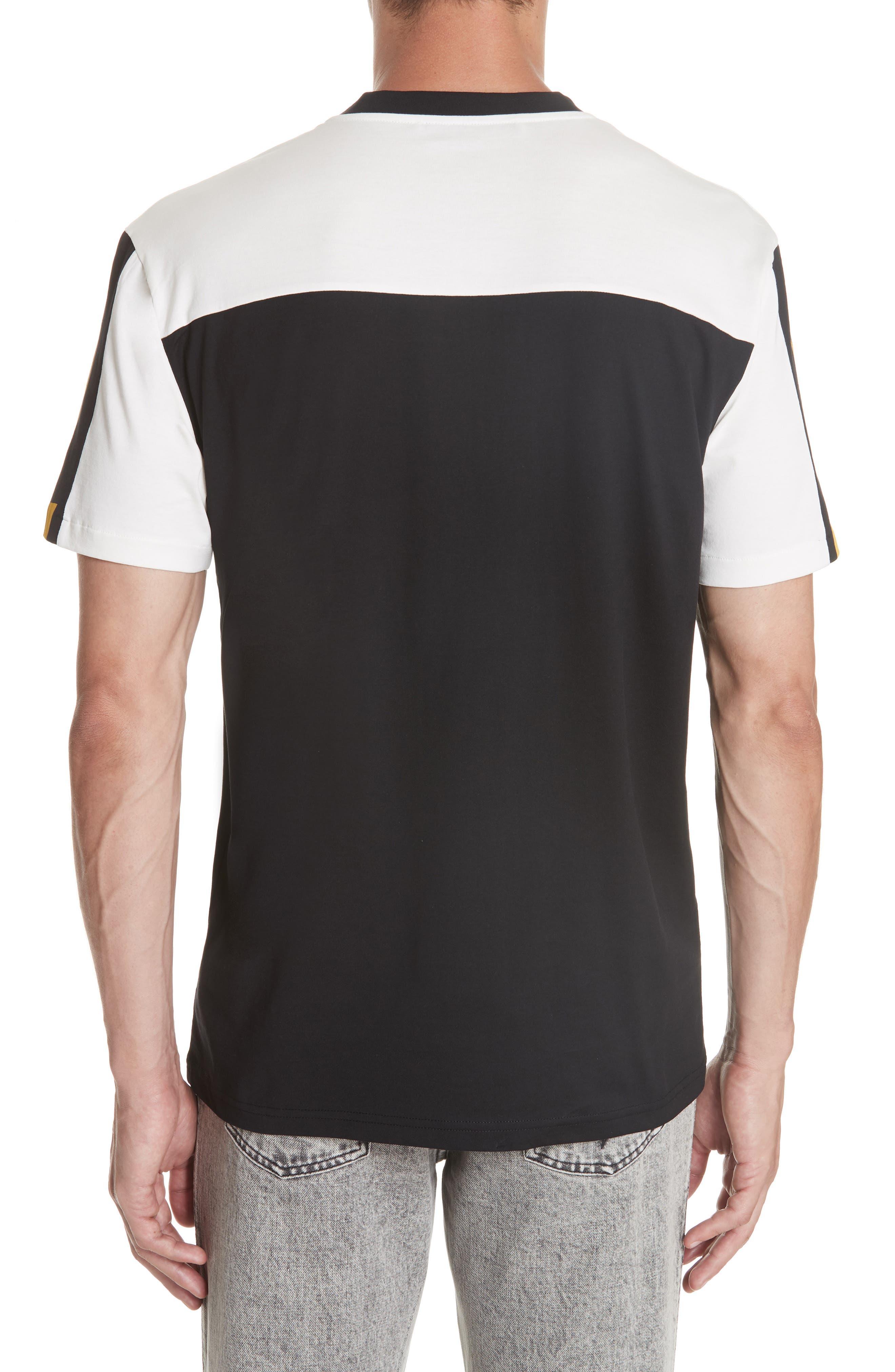 Fast Love Graphic T-Shirt,                             Alternate thumbnail 2, color,                             Black/ Beige