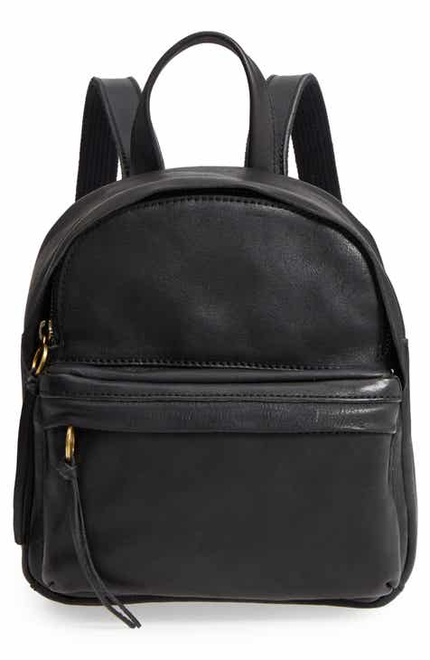 6b9ada936cbd Madewell Mini Lorimer Leather Backpack