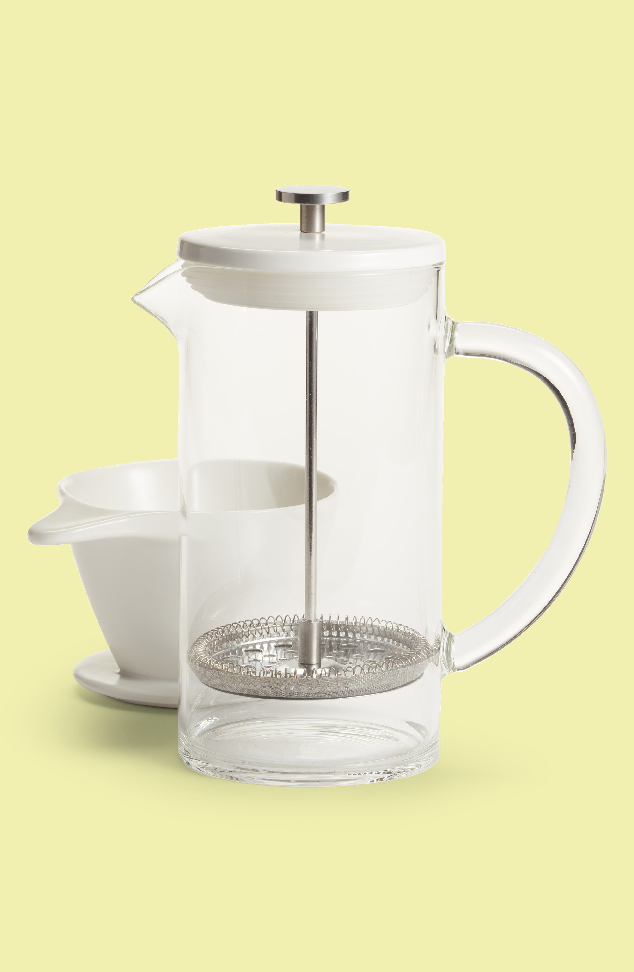 W&P DESIGN Brew Set,                         Main,                         color, None