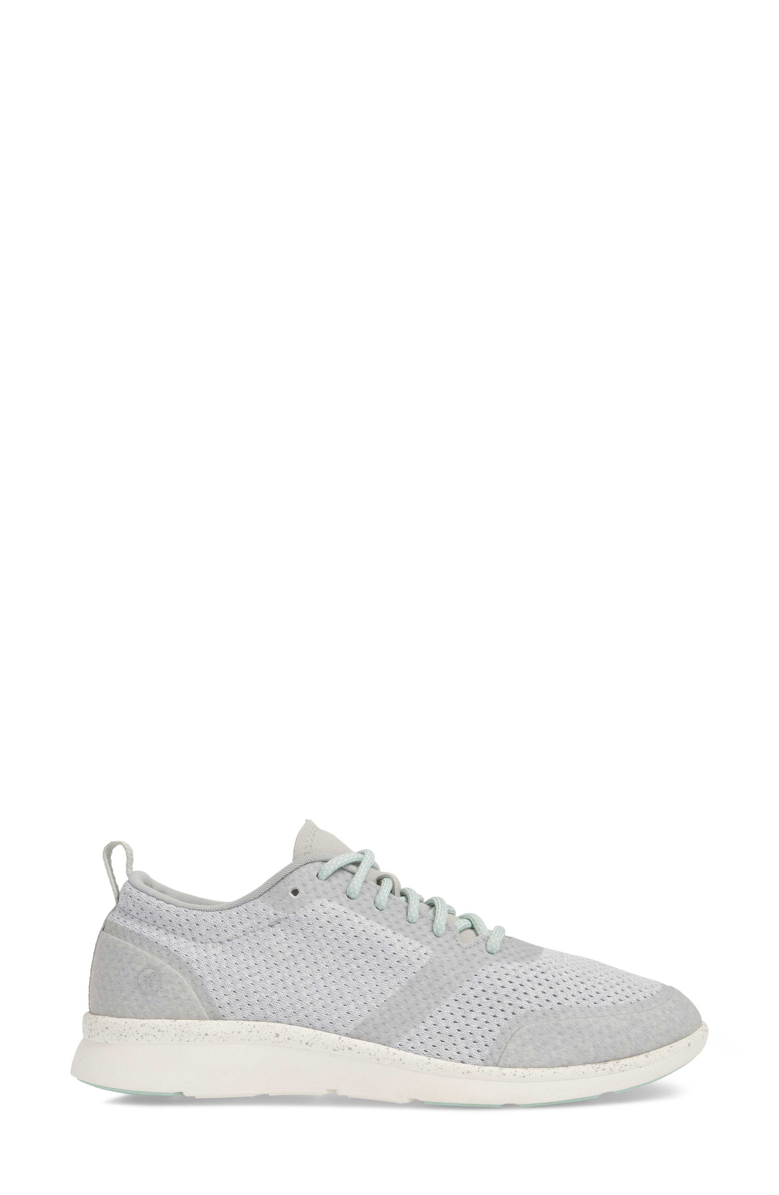 Linden Sneaker,                             Alternate thumbnail 3, color,                             High Rise/ Yucca
