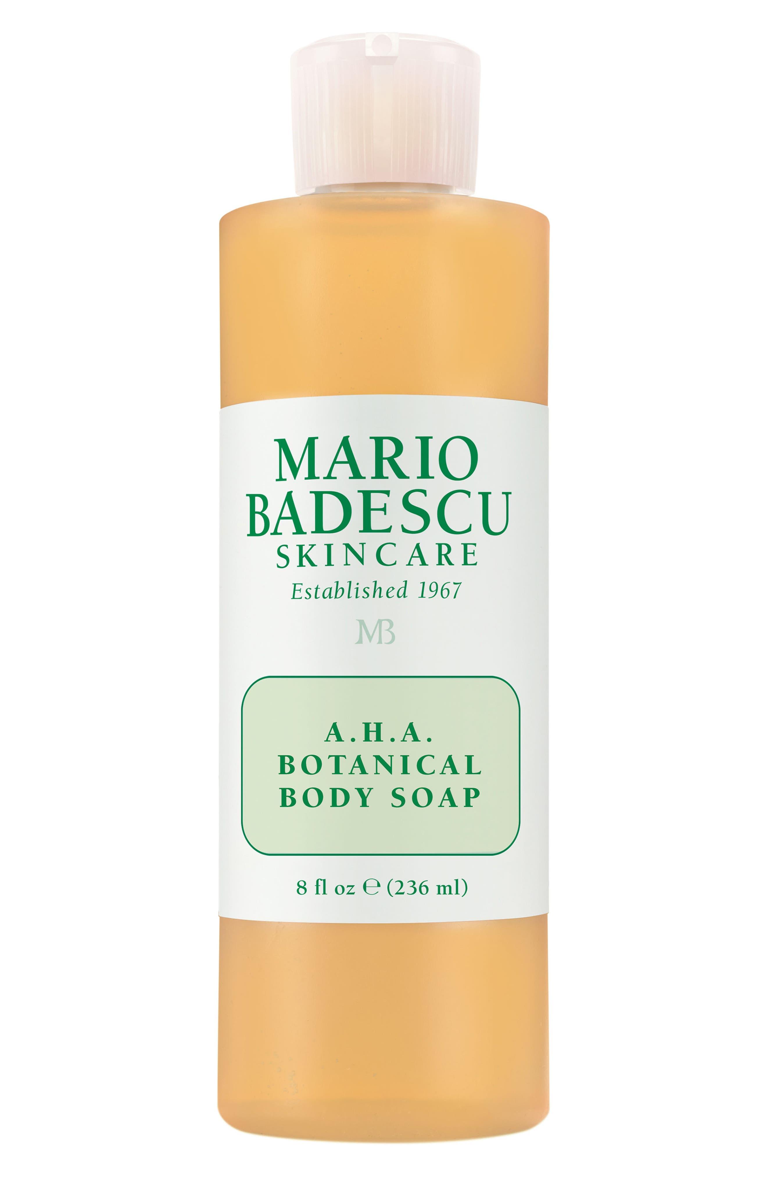 A.H.A. Botanical Body Soap,                         Main,                         color, No Color