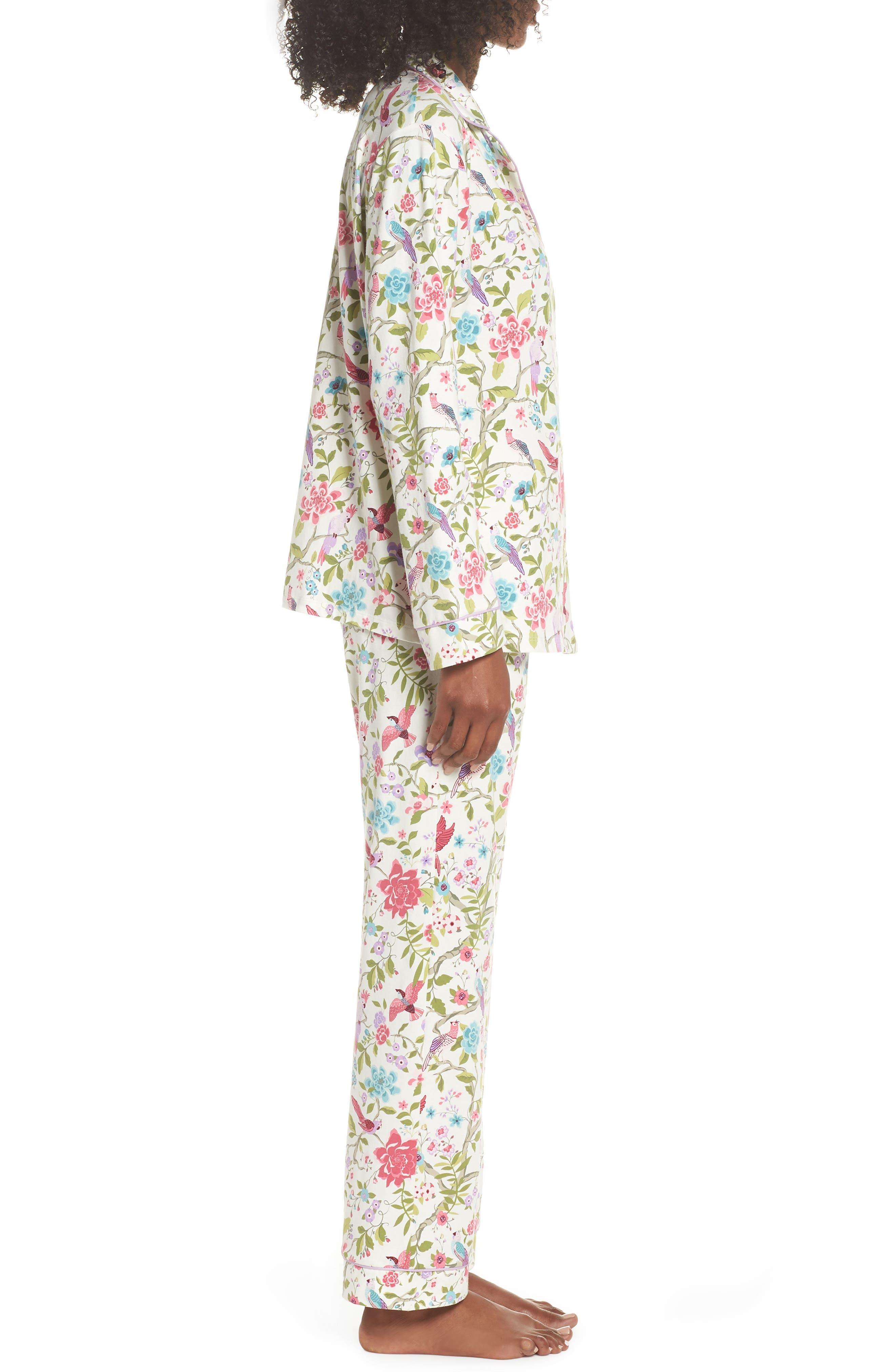 Twinkle Pajamas,                             Alternate thumbnail 3, color,                             Aviary