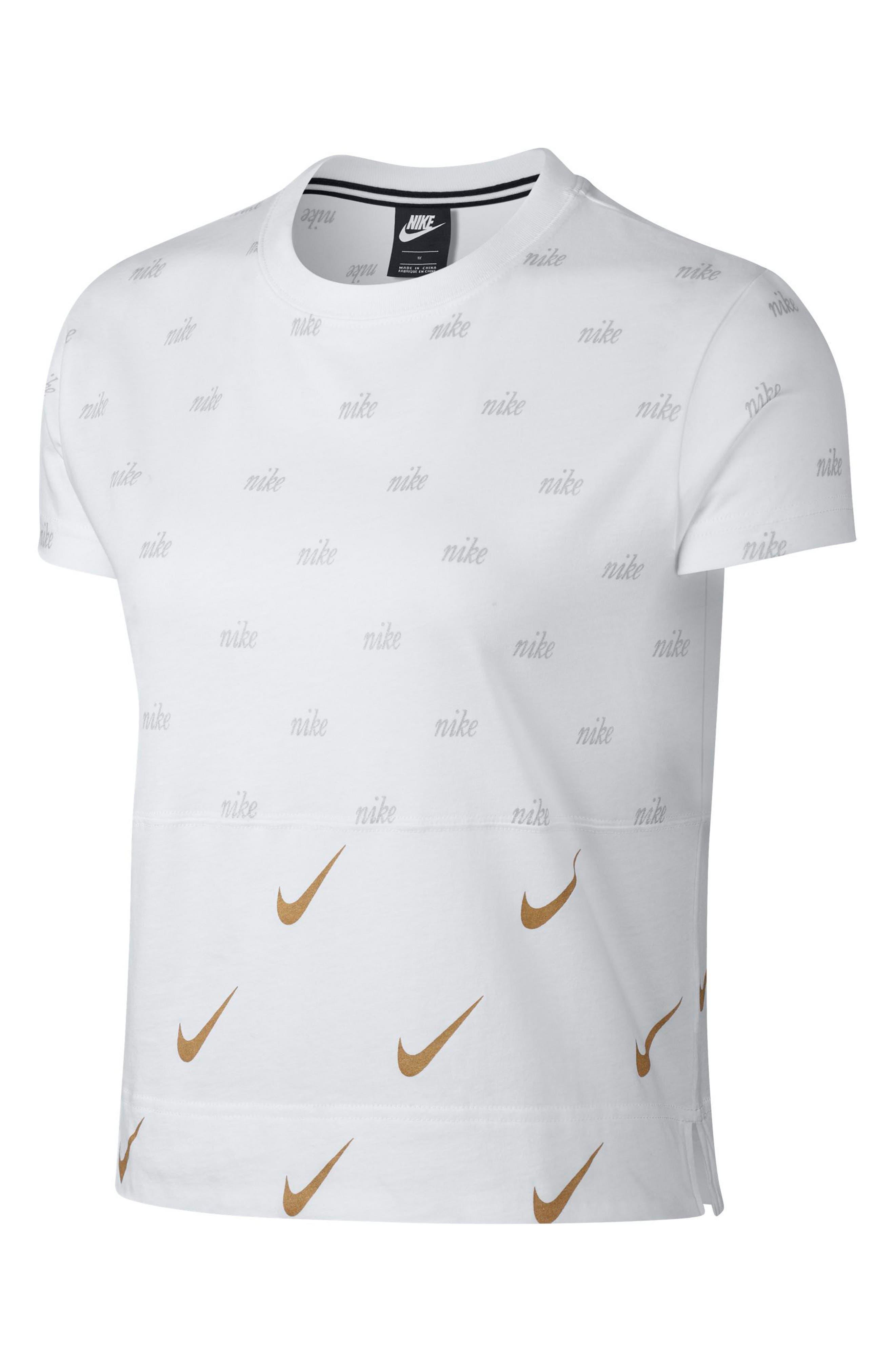new style 34638 f412d Nike Clothing For Nordstrom Women White 6URx0R
