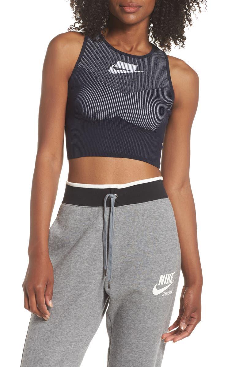 Sportswear Womens Tech Knit Crop Tank