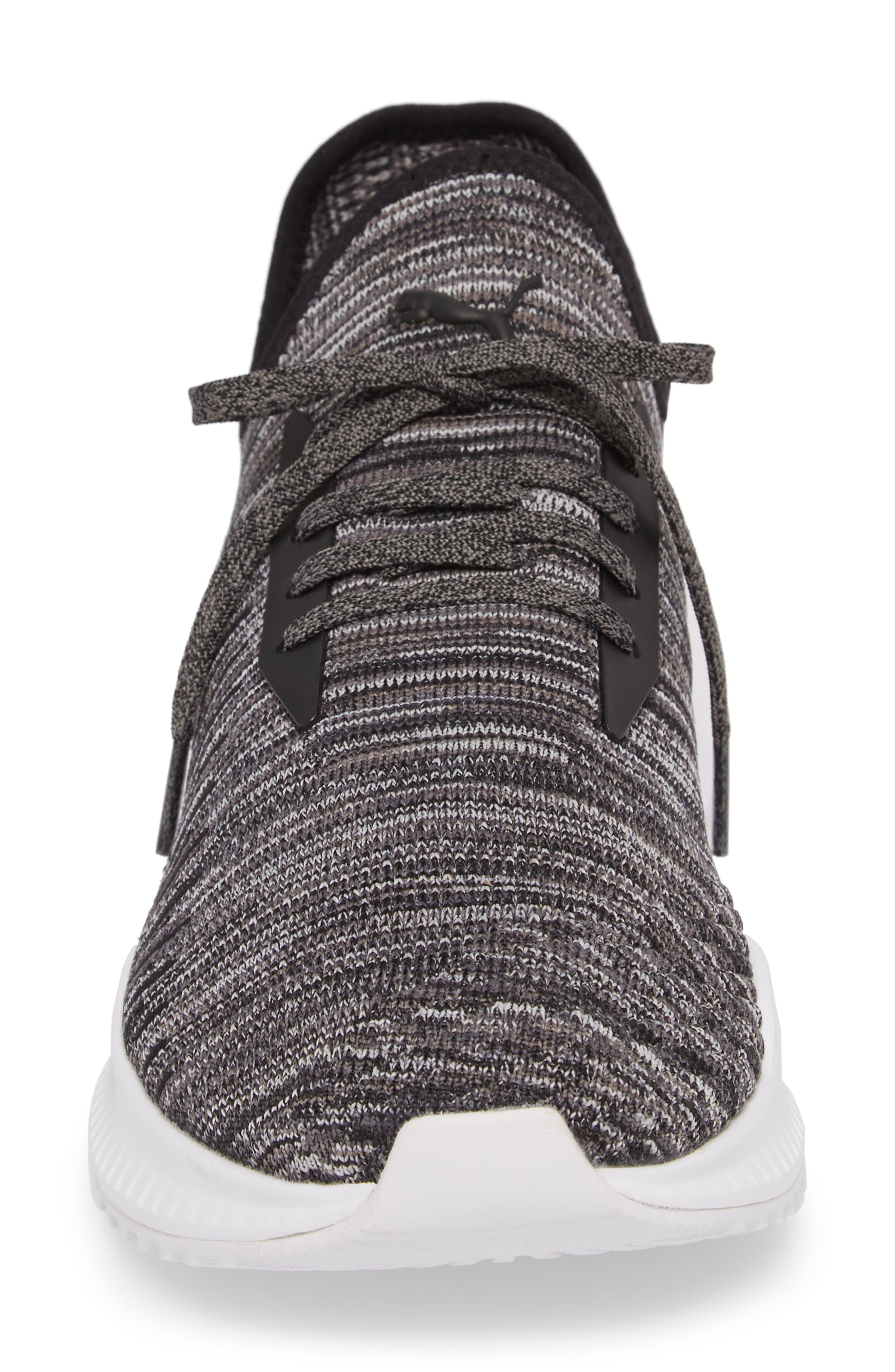 Tsugi 90 Sneaker,                             Alternate thumbnail 4, color,                             Black
