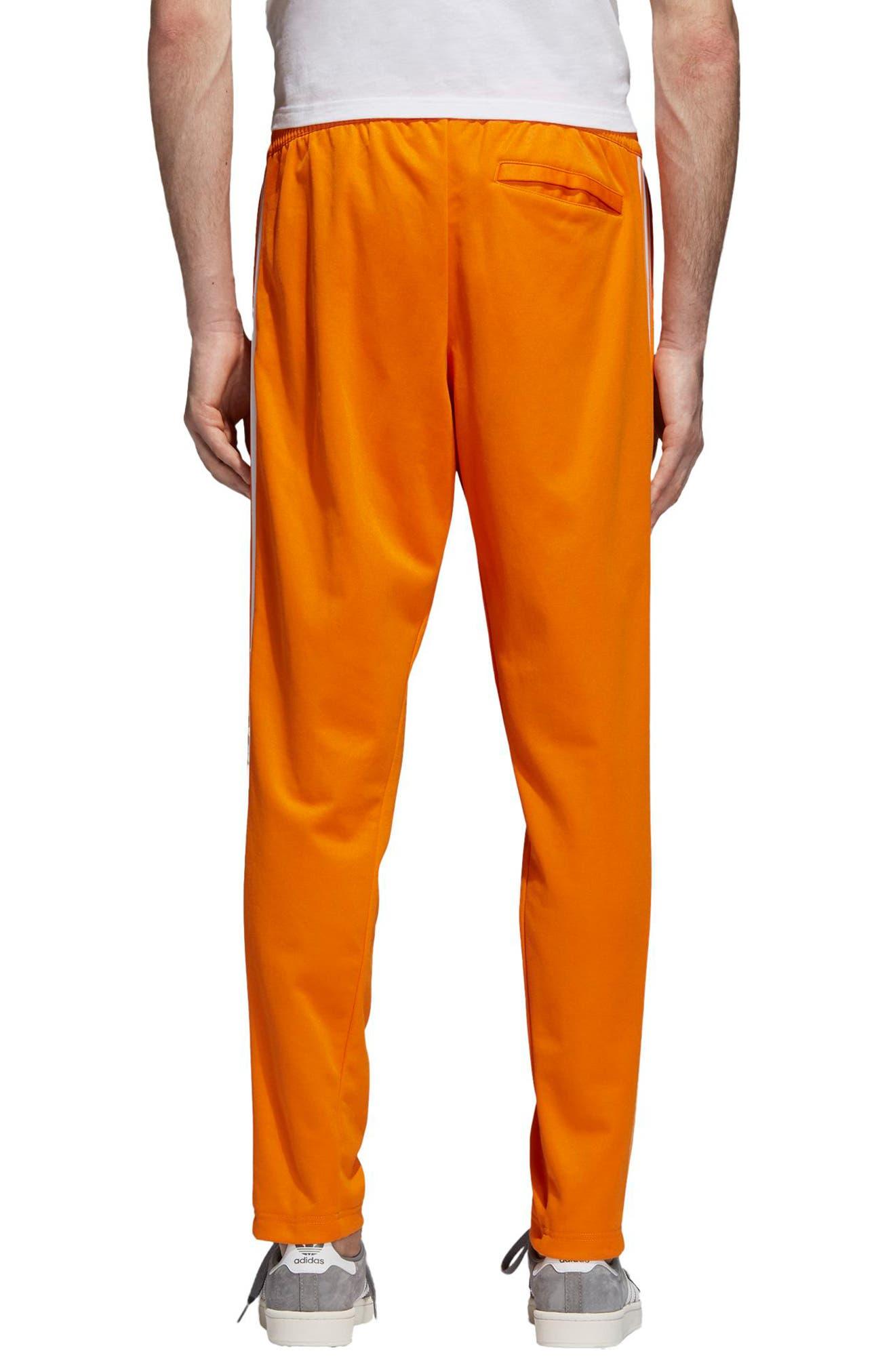BB Track Pants,                             Alternate thumbnail 2, color,                             Bright Orange