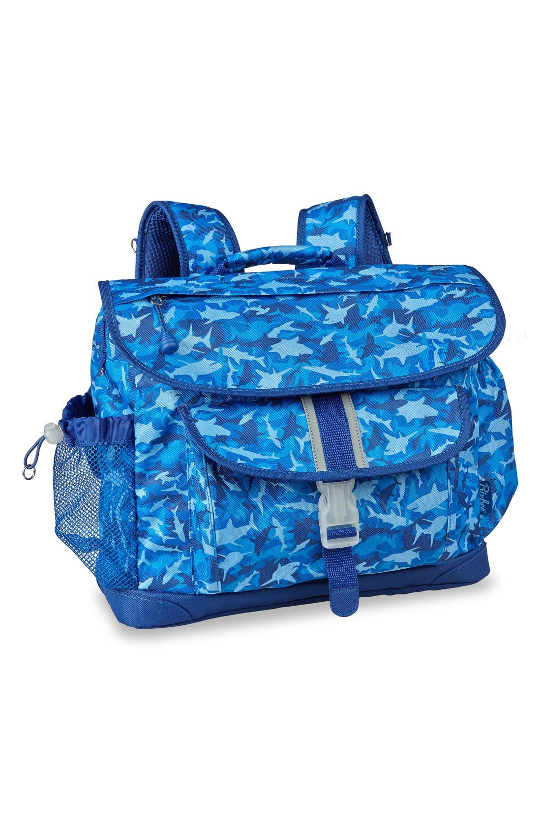 Bixbee 'Medium Shark Camo' Water Resistant Backpack (Kids)