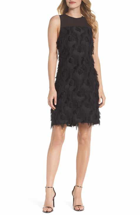 MICHAEL Michael Kors Feather Shift Dress