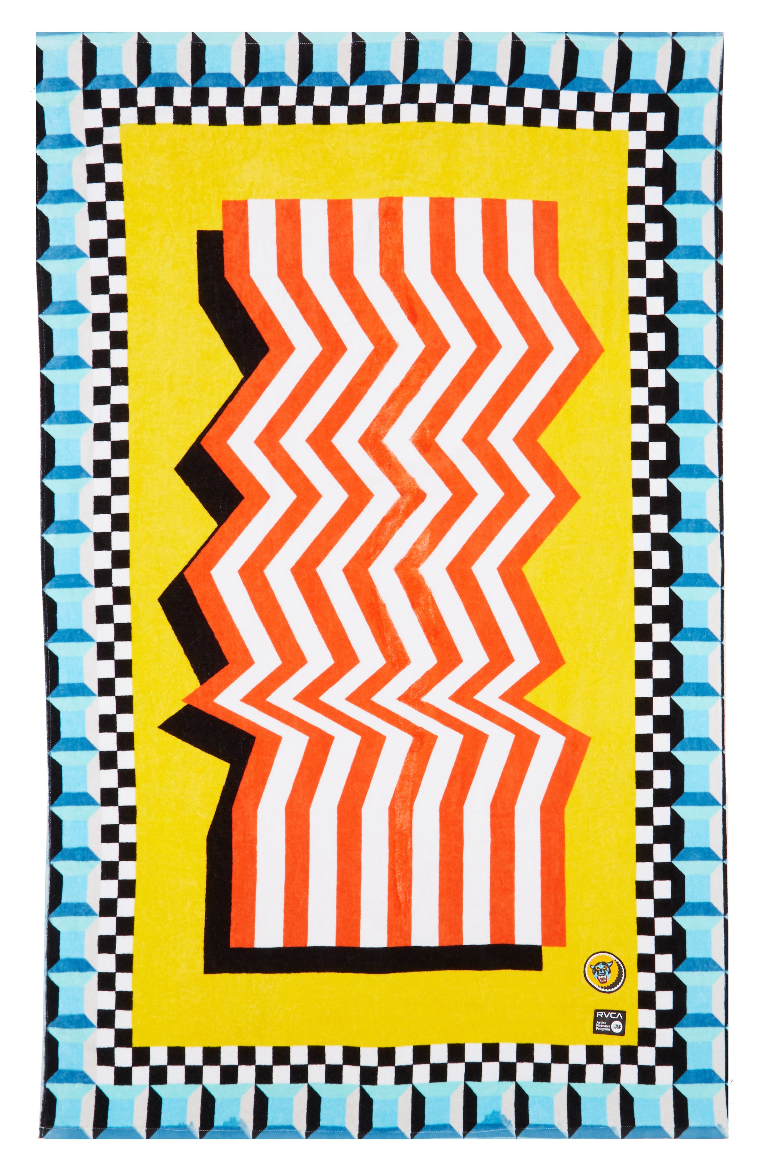 Luke Pelletier II Towel,                             Main thumbnail 1, color,                             Multi