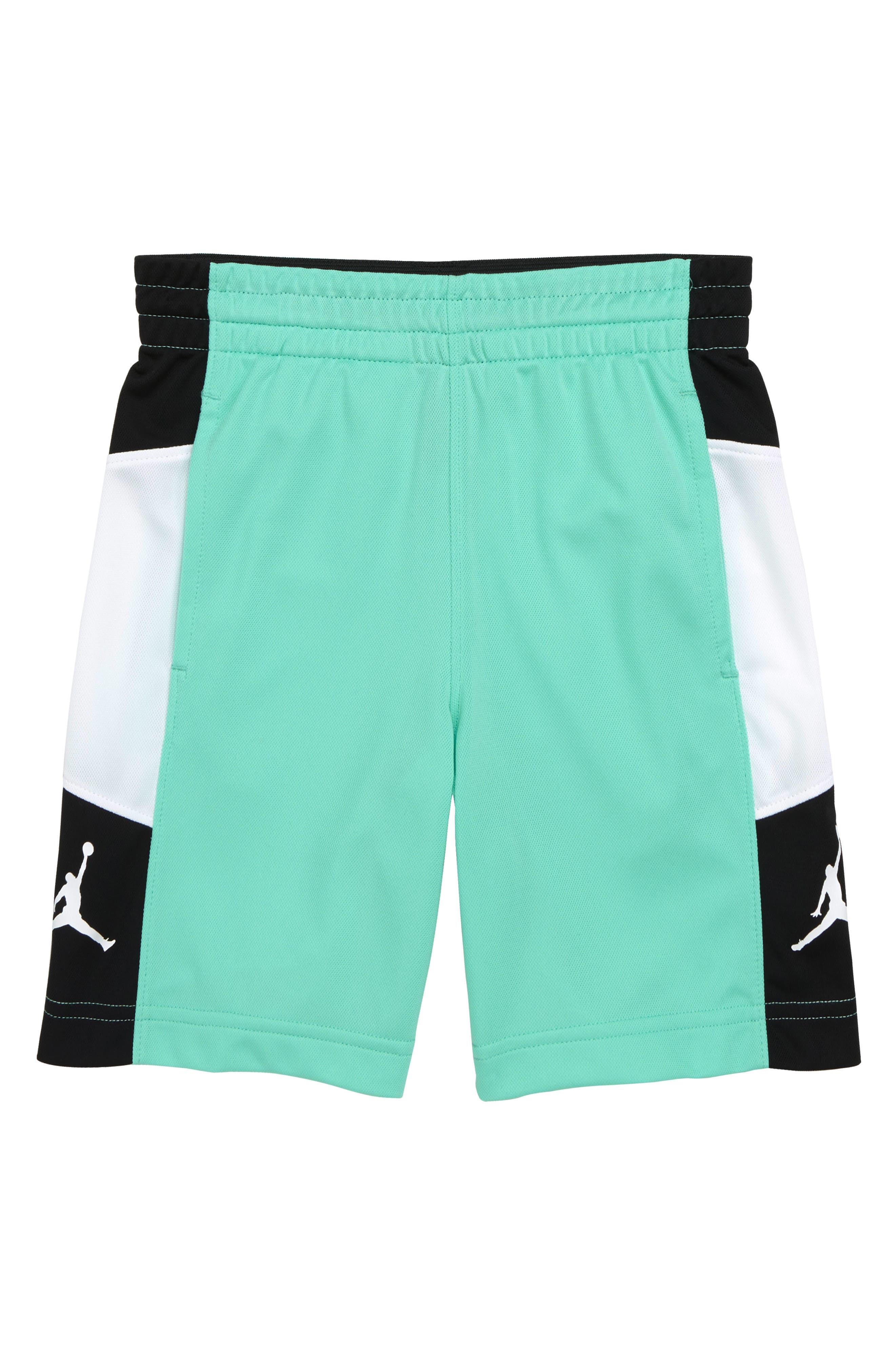 Jordan Rise Elevate Shorts,                         Main,                         color, Emerald Rise