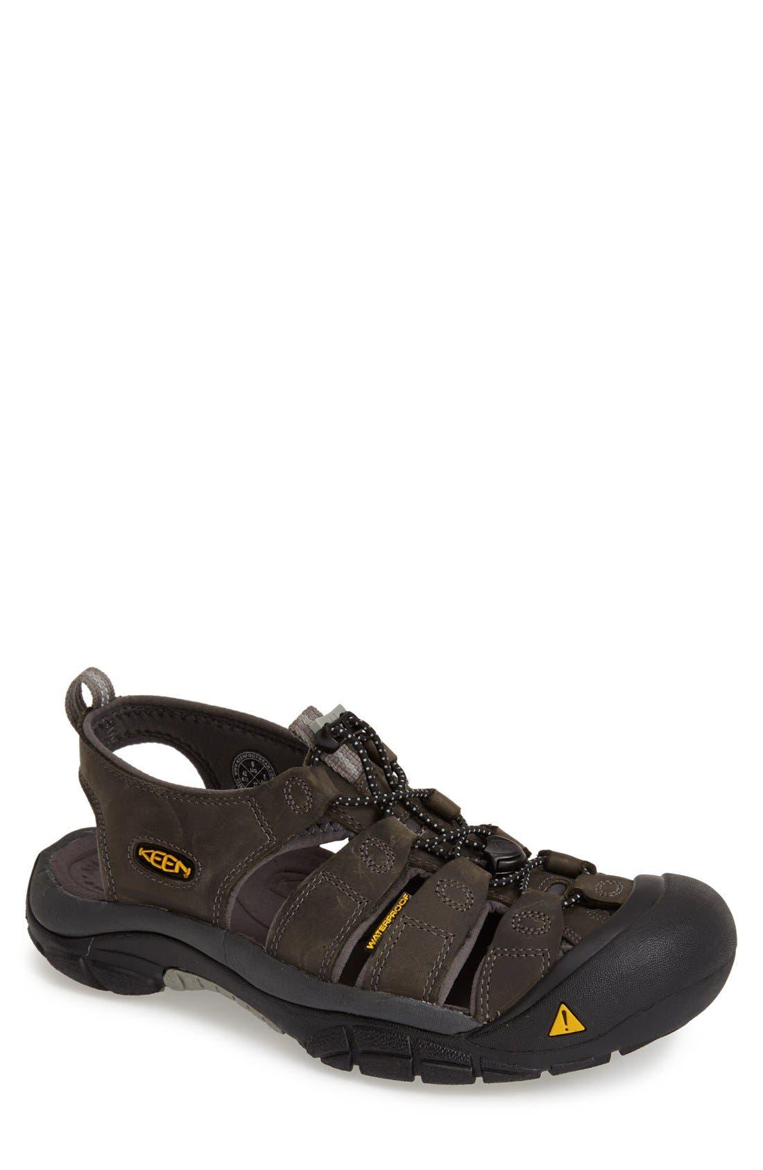 Alternate Image 1 Selected - Keen 'Newport' Water Sandal (Men)