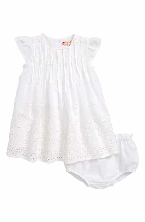 2f2a28801 Baby Girls  White Clothing  Dresses