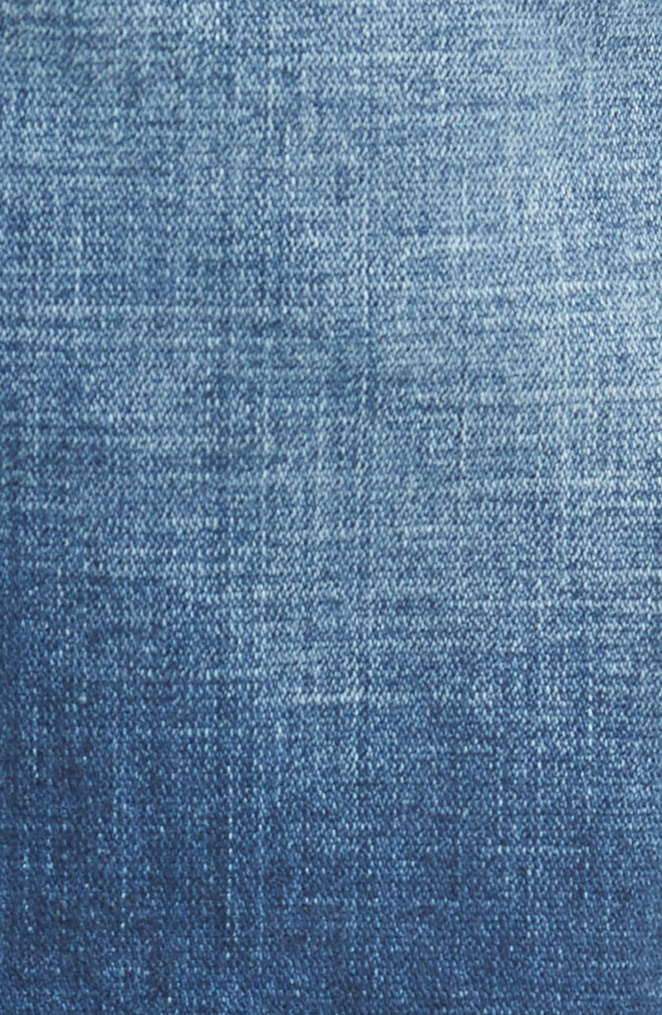 Ricky Relaxed Fit Jeans,                             Alternate thumbnail 6, color,                             Static Blue