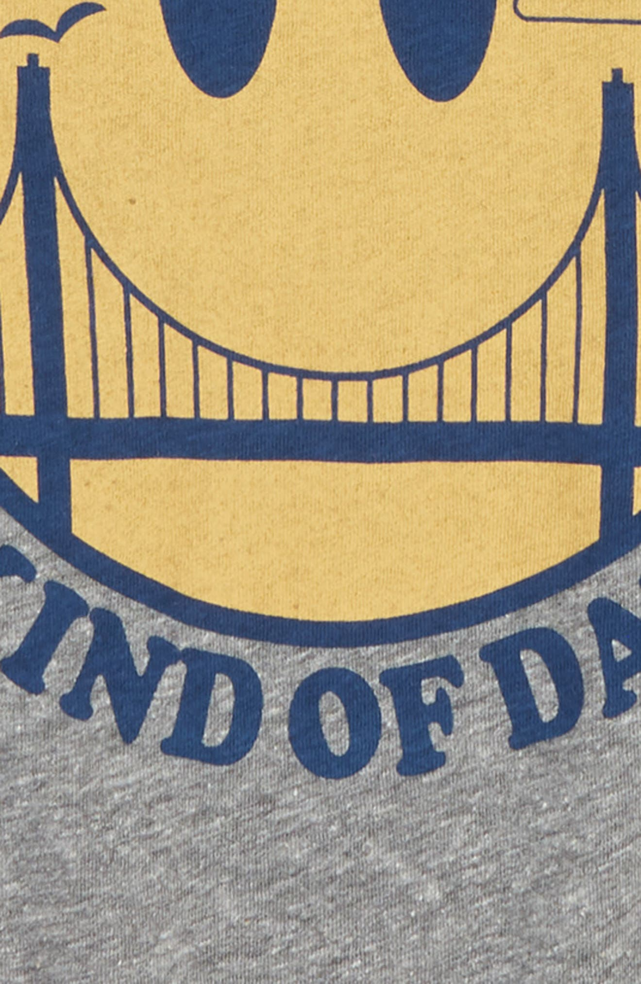 Have a San Francisco Day Graphic T-Shirt,                             Alternate thumbnail 2, color,                             Tri Grey