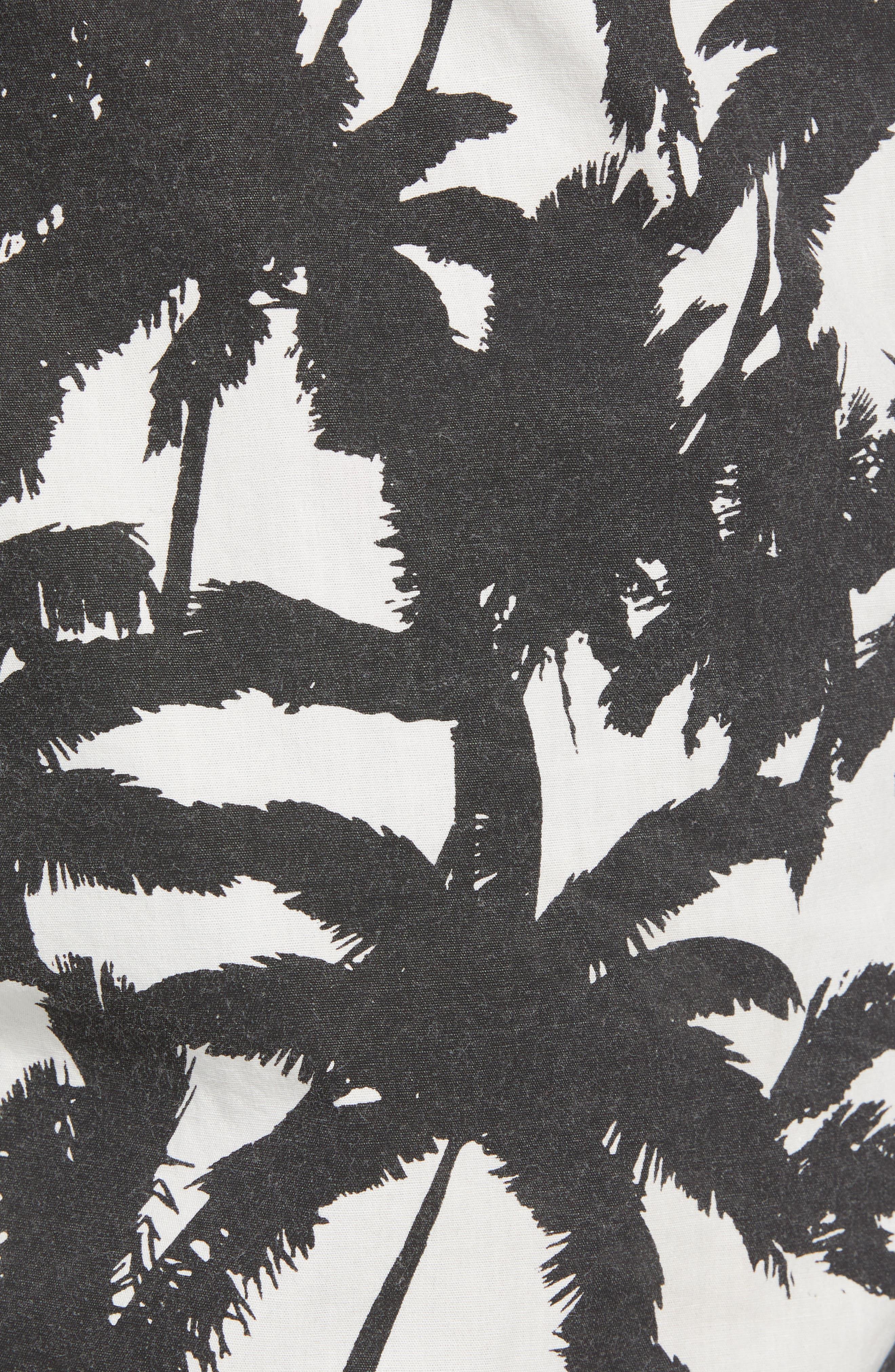 Easy Boardie - Venice Swim Trunks,                             Alternate thumbnail 4, color,                             Venice
