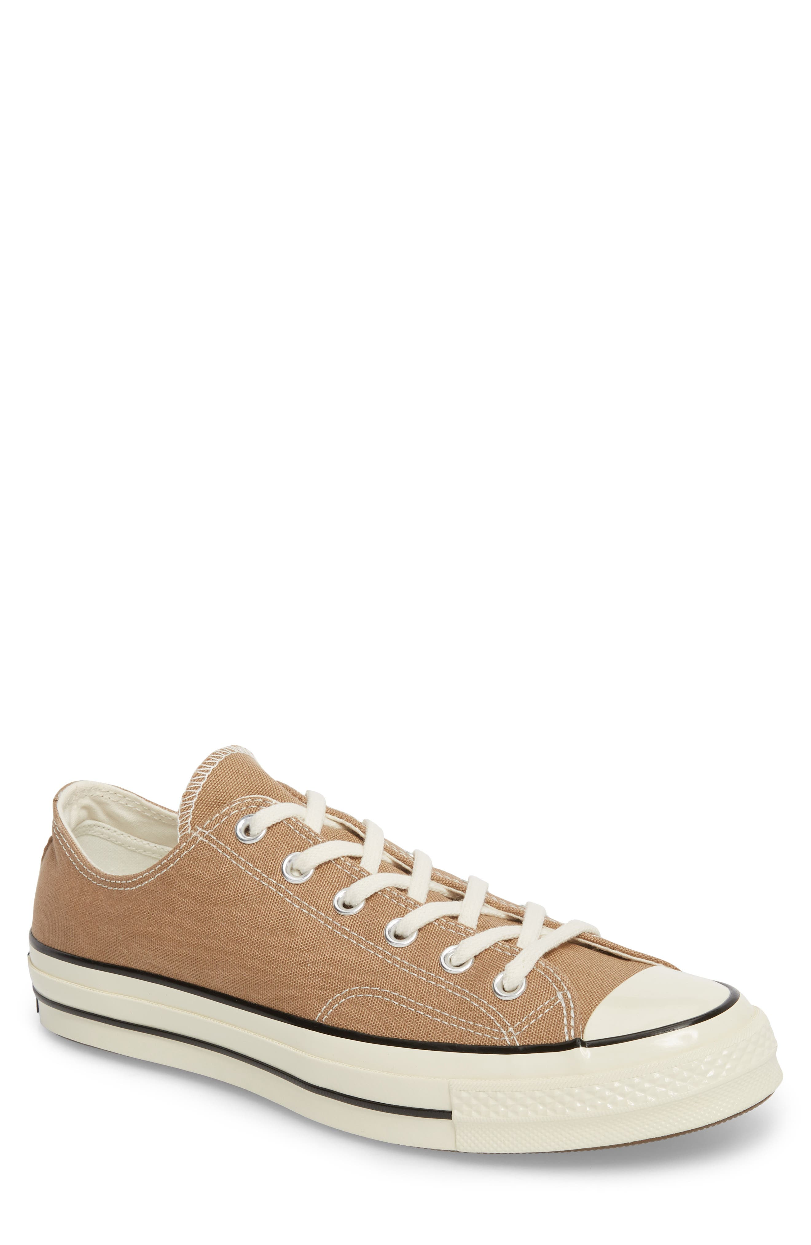 Chuck Taylor<sup>®</sup> All Star<sup>®</sup> 70 Heritage Sneaker,                             Main thumbnail 1, color,                             Teak Canvas