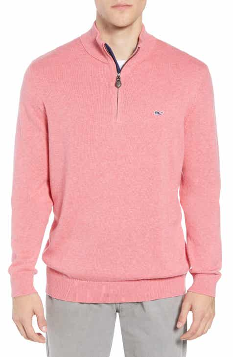 Mens Red Cashmere Sweaters Crewneck V Neck Nordstrom
