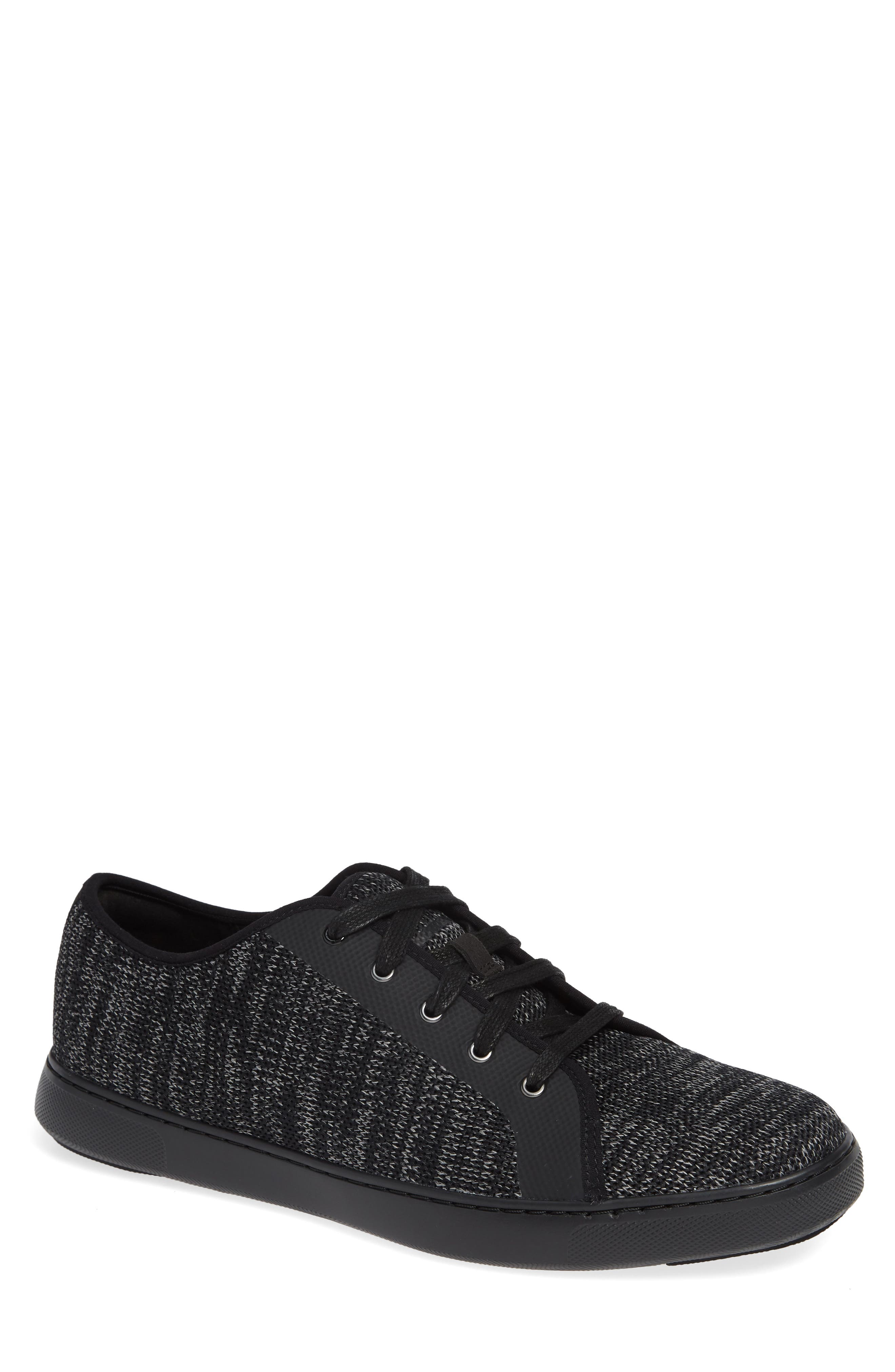 FITFLOP CHRISTOPHE KNIT LACE-UP SNEAKER